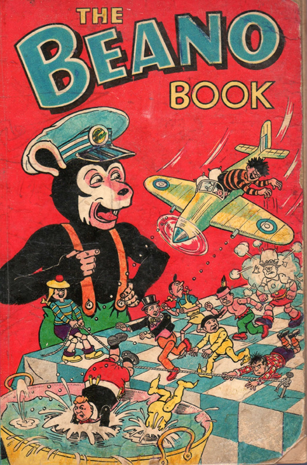 The Beano Book (Annual) issue 1956 - Page 1