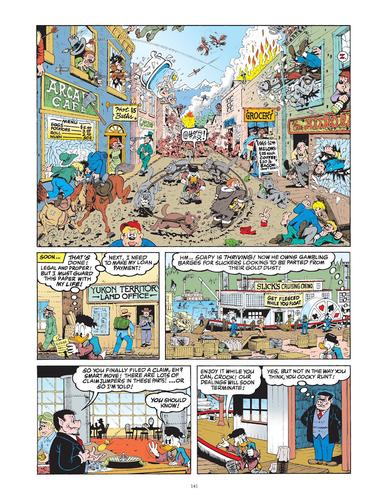 Read online The Complete Life and Times of Scrooge McDuck comic -  Issue # TPB 1 (Part 2) - 40