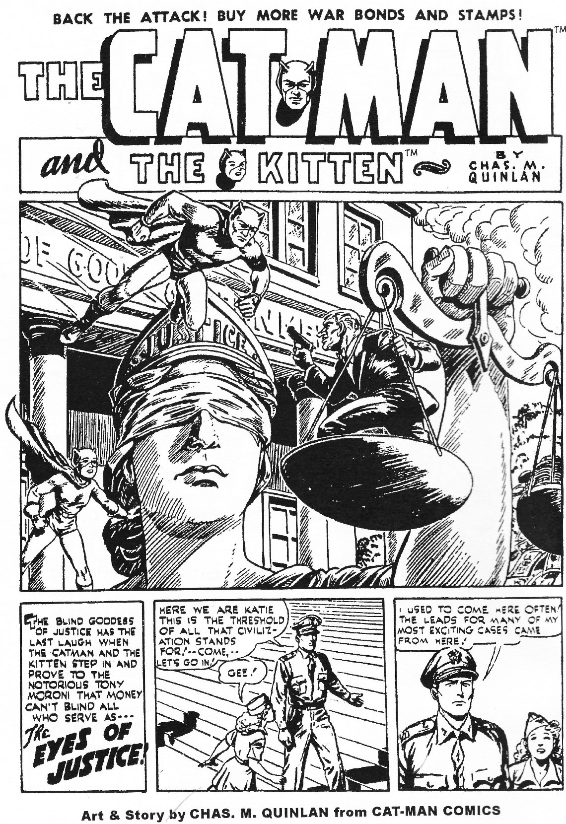 Read online Men of Mystery Comics comic -  Issue #70 - 4