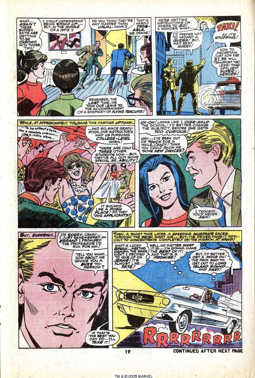 Uncanny X-Men (1963) 79 Page 20
