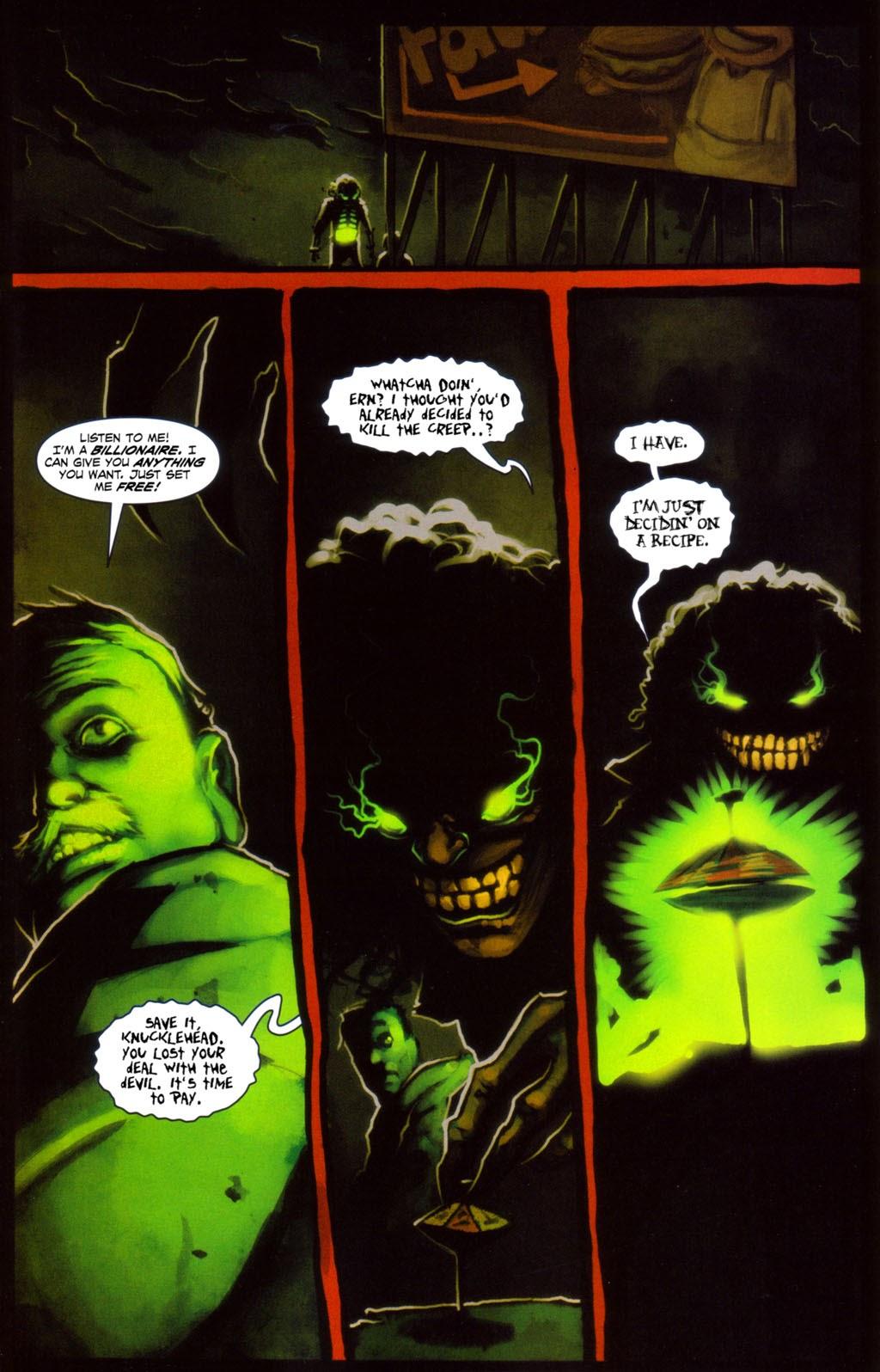 Read online Evil Ernie in Santa Fe comic -  Issue #4 - 20