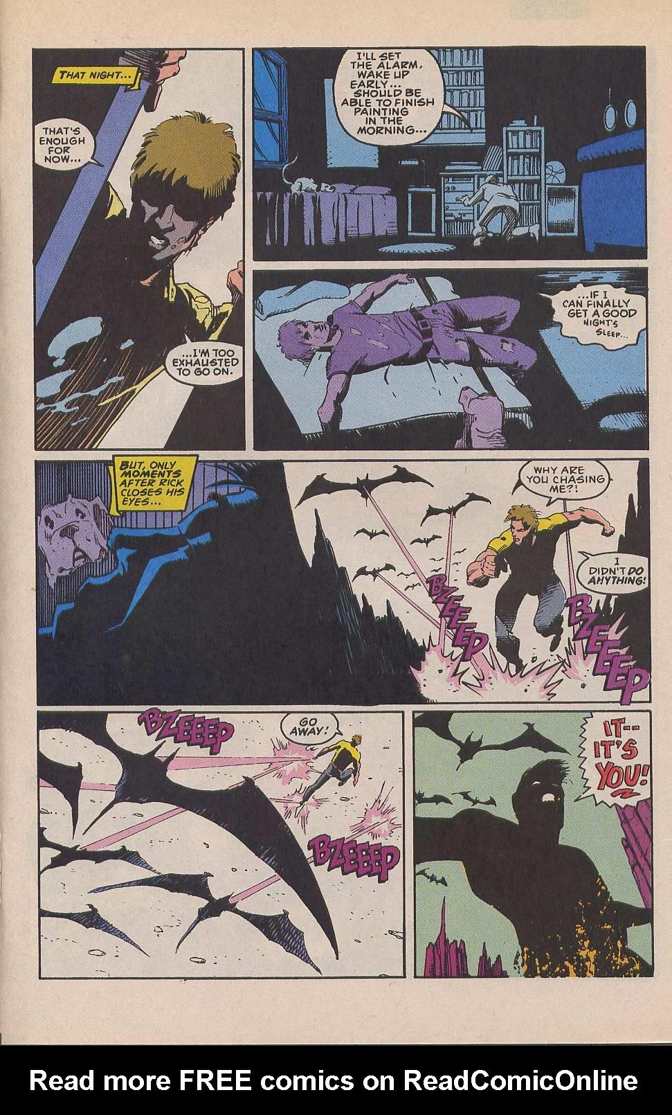 Read online Sleepwalker comic -  Issue #12 - 14