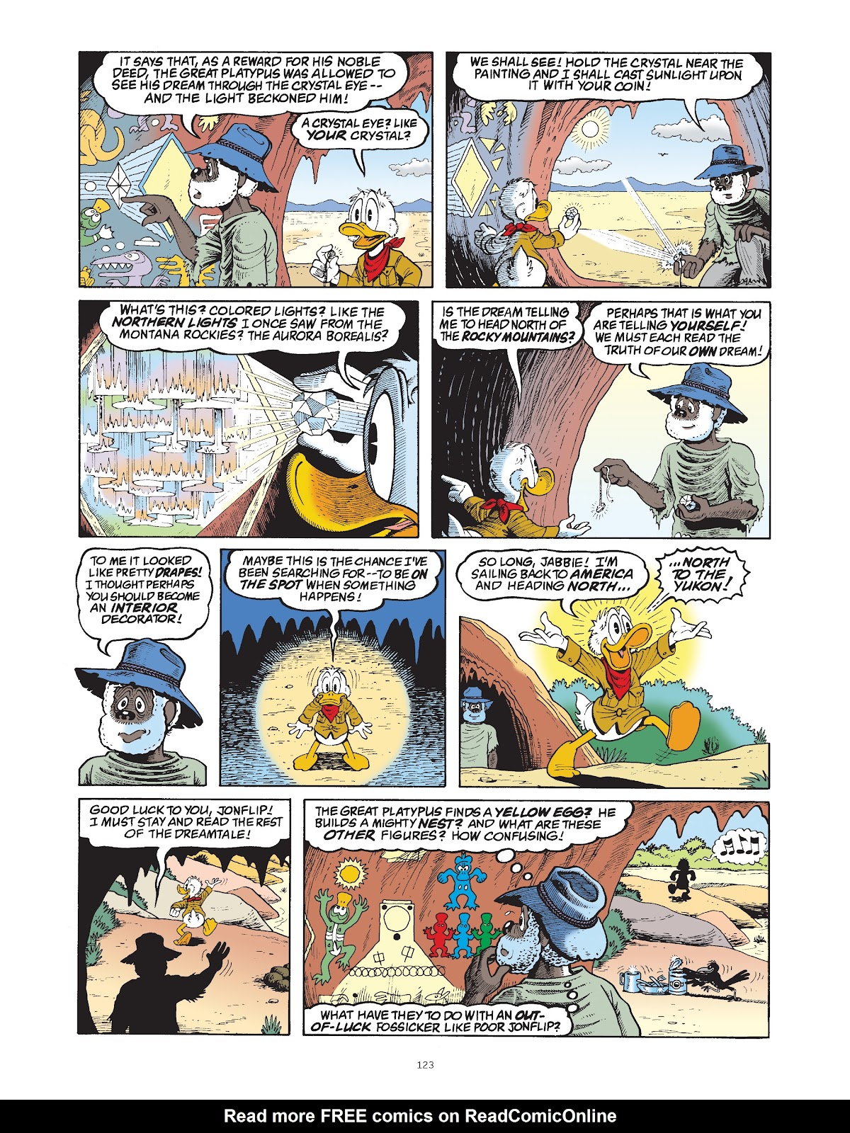 Read online The Complete Life and Times of Scrooge McDuck comic -  Issue # TPB 1 (Part 2) - 23