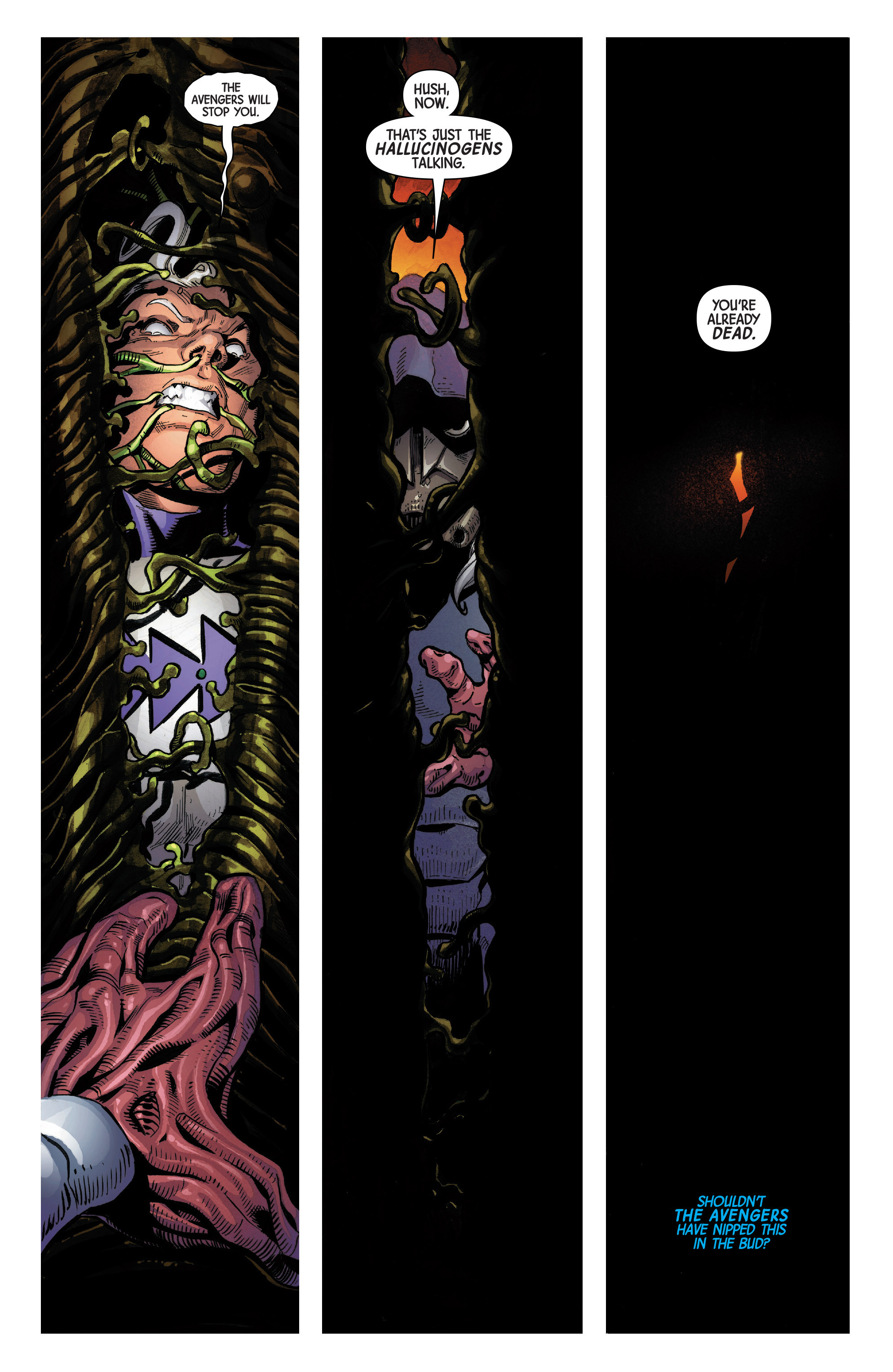 Read online Uncanny Avengers [II] comic -  Issue #2 - 17