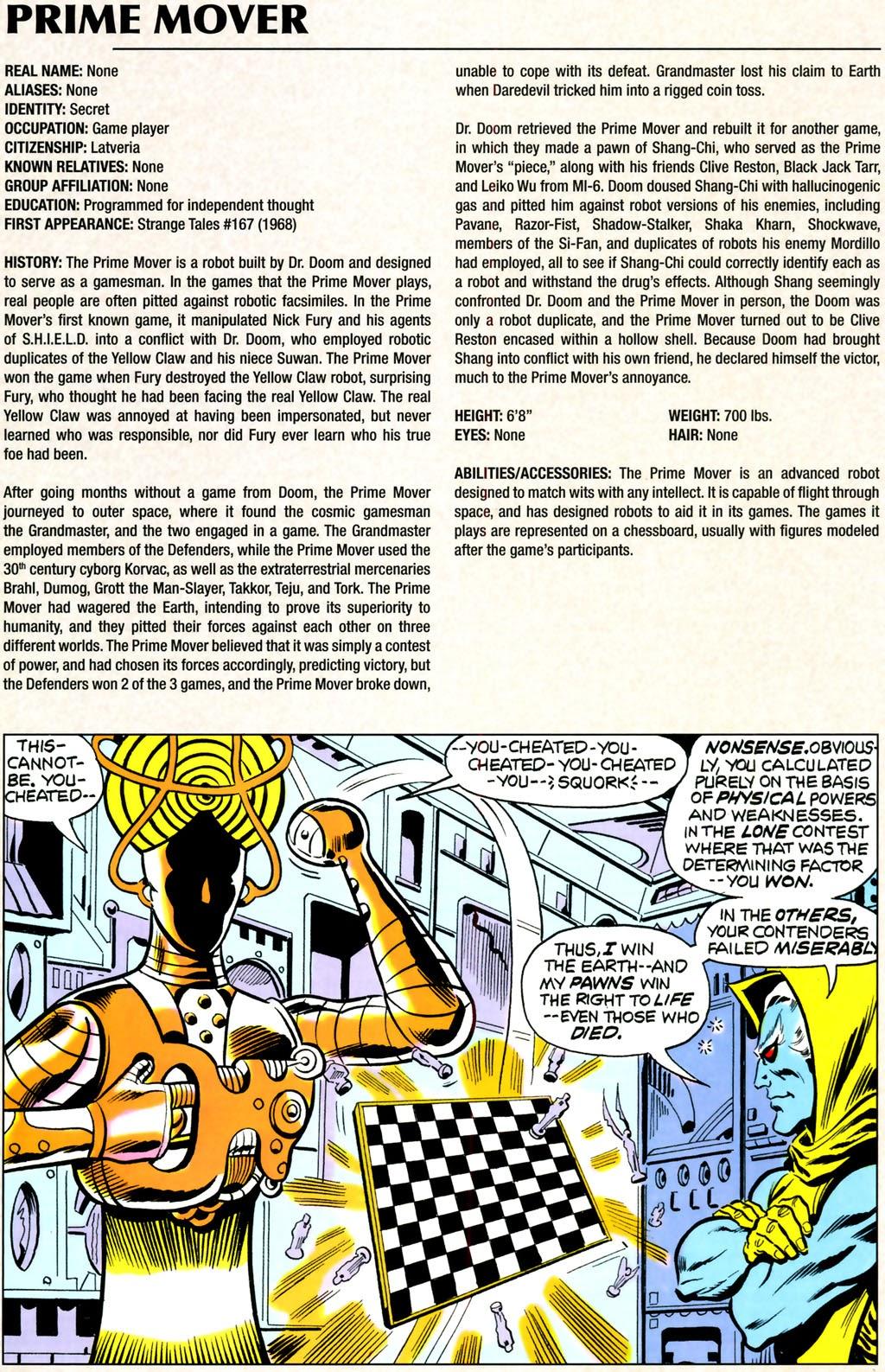 Read online Marvel Legacy: The 1970's Handbook comic -  Issue # Full - 48
