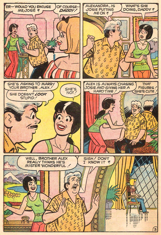 Read online She's Josie comic -  Issue #72 - 22