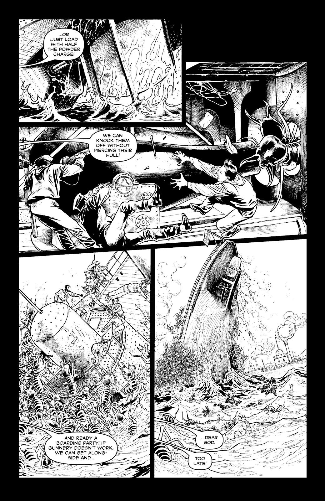 Read online Alan Moore's Cinema Purgatorio comic -  Issue #17 - 39