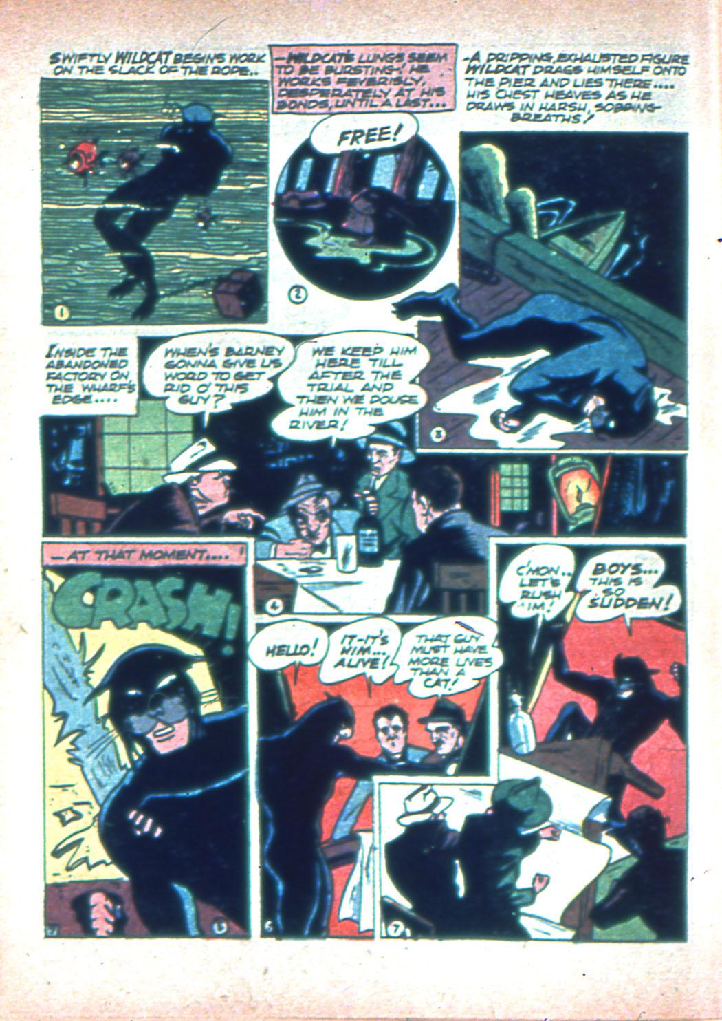Read online Sensation (Mystery) Comics comic -  Issue #2 - 62