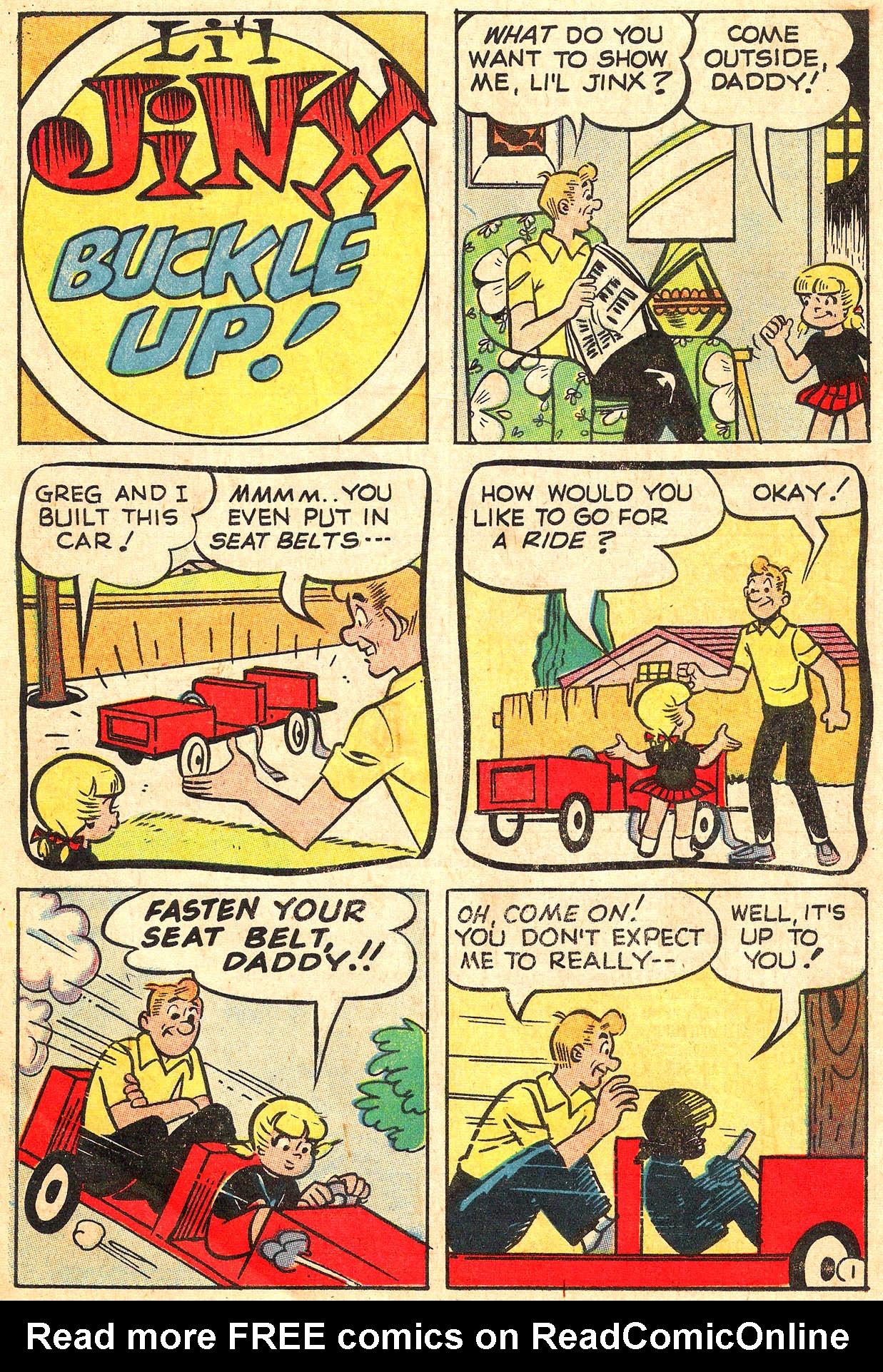 Read online She's Josie comic -  Issue #59 - 18