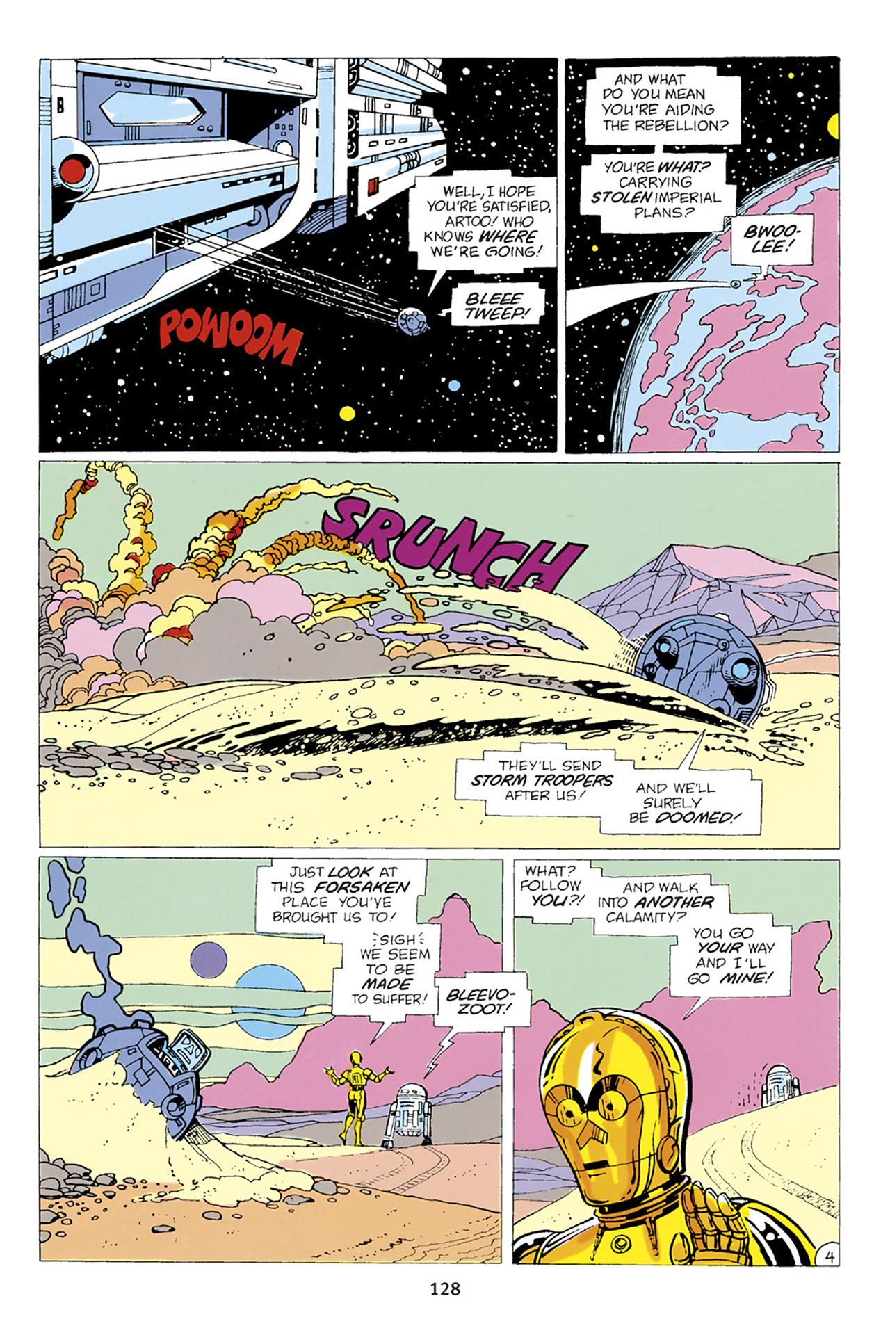 Read online Star Wars Omnibus comic -  Issue # Vol. 23 - 127