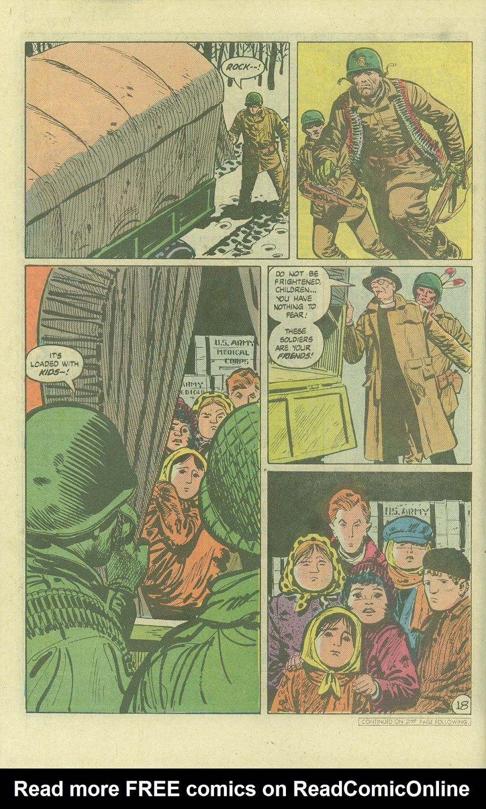 Sgt. Rock issue Annual 3 - Page 21