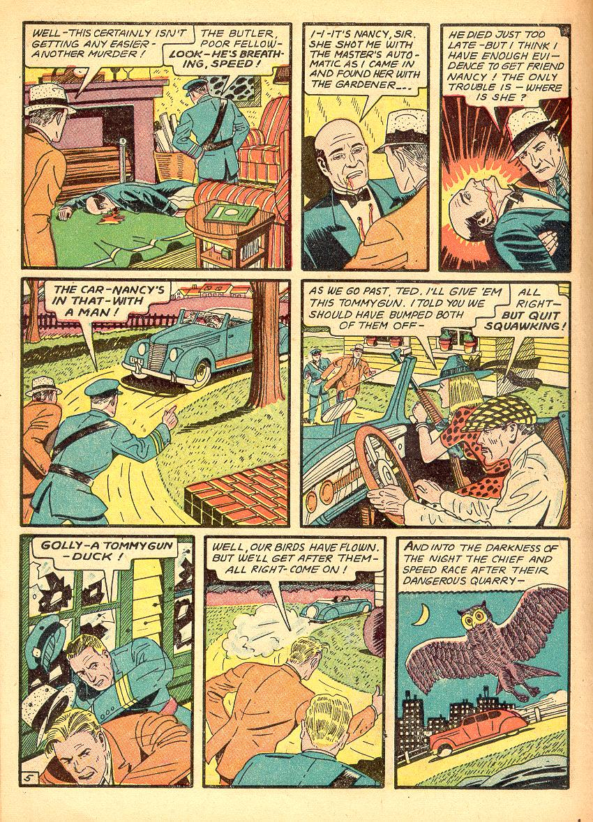 Read online Detective Comics (1937) comic -  Issue #30 - 40