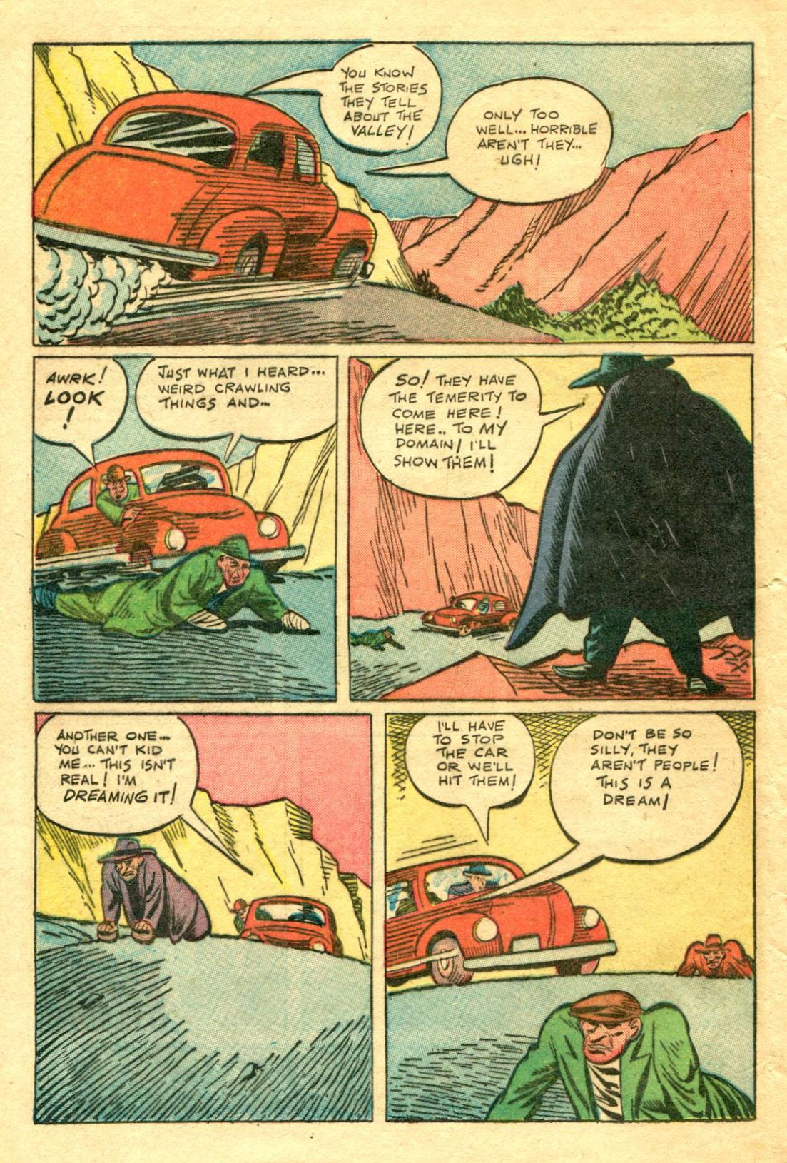 Read online Shadow Comics comic -  Issue #75 - 41