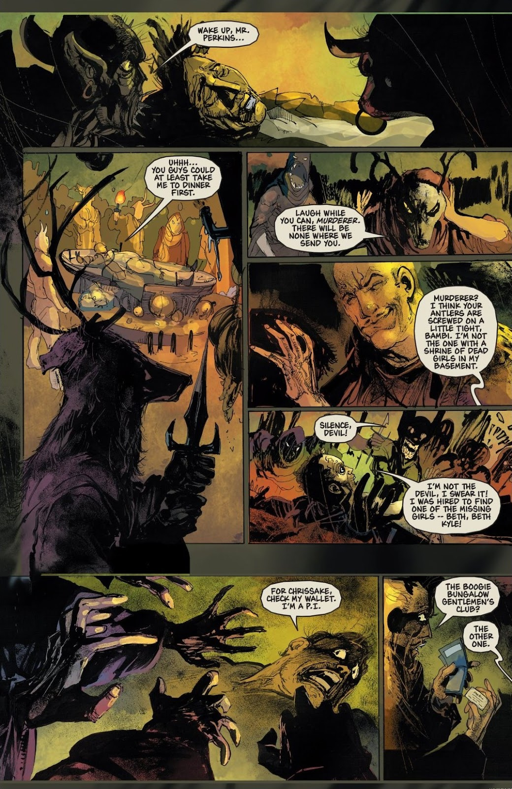 Read online Trick 'r Treat: Days of the Dead comic -  Issue # TPB - 83