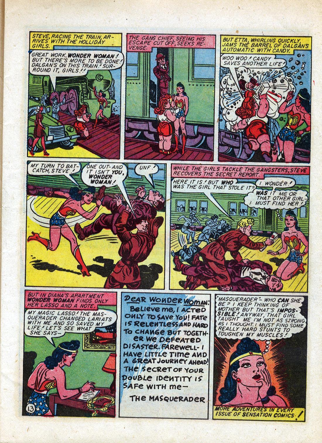 Read online Sensation (Mystery) Comics comic -  Issue #26 - 15