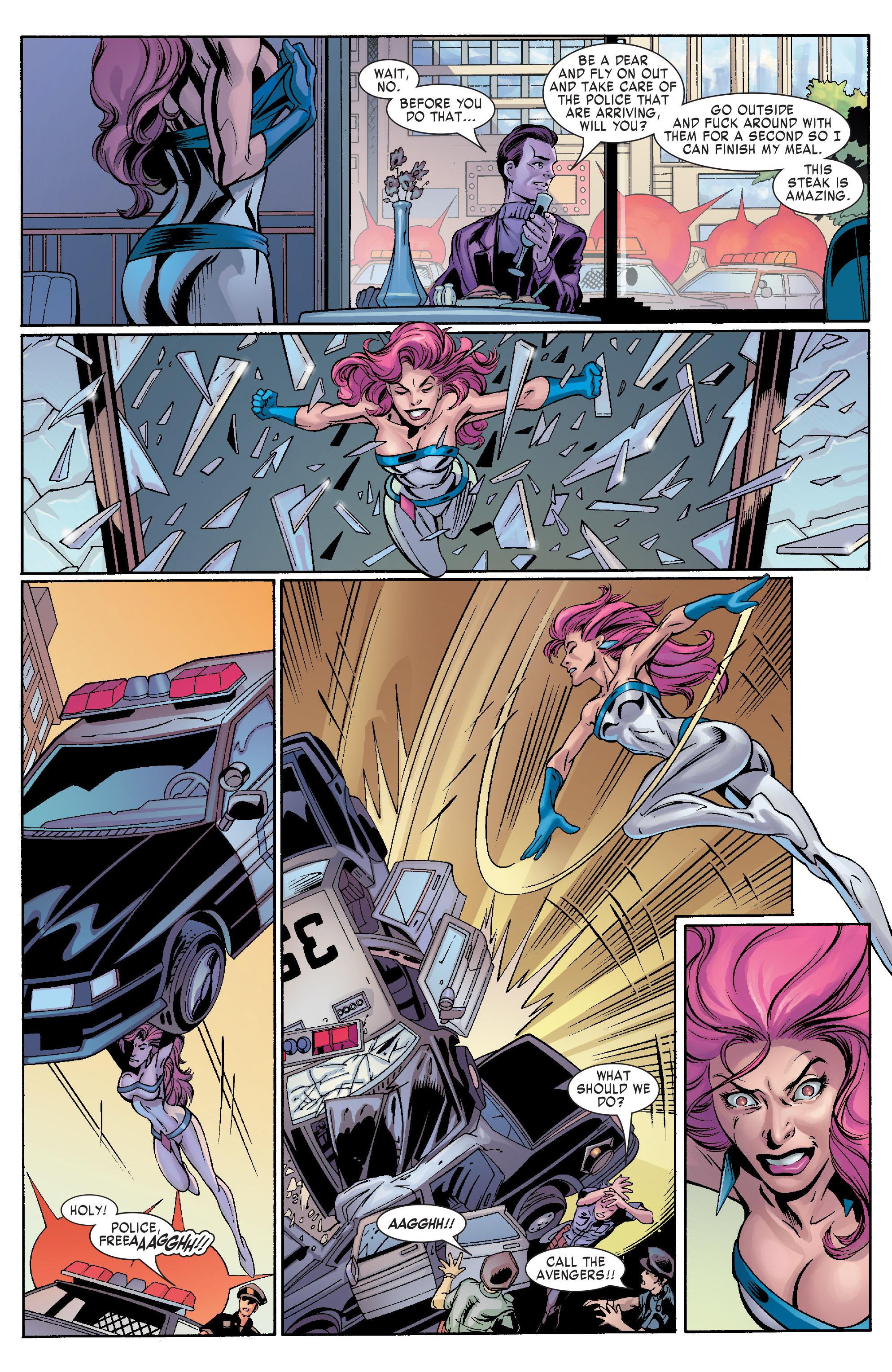 Read online Alias comic -  Issue #25 - 11