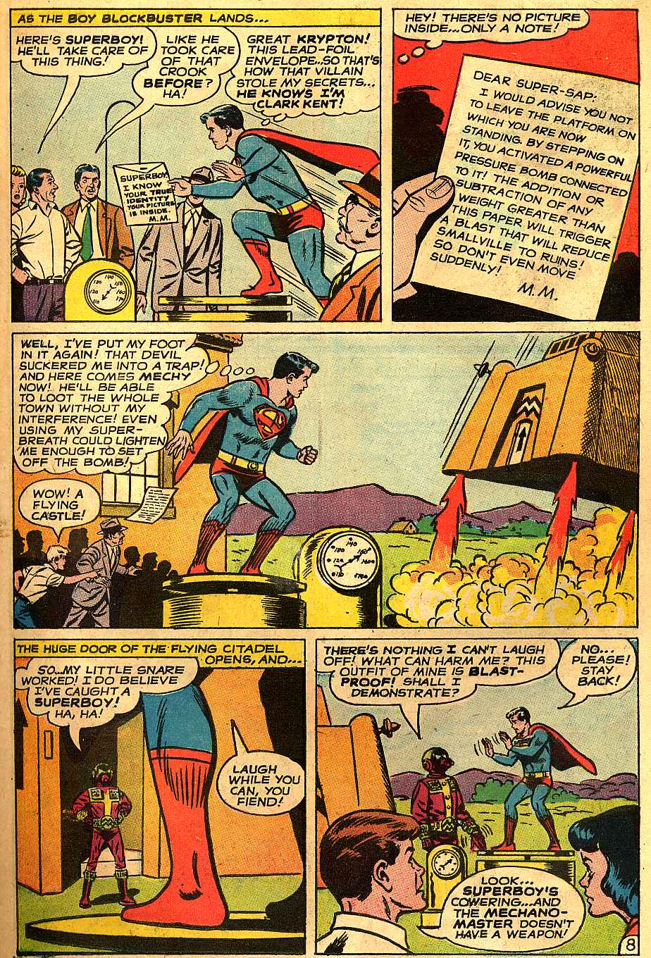 Superboy (1949) issue 135 - Page 9