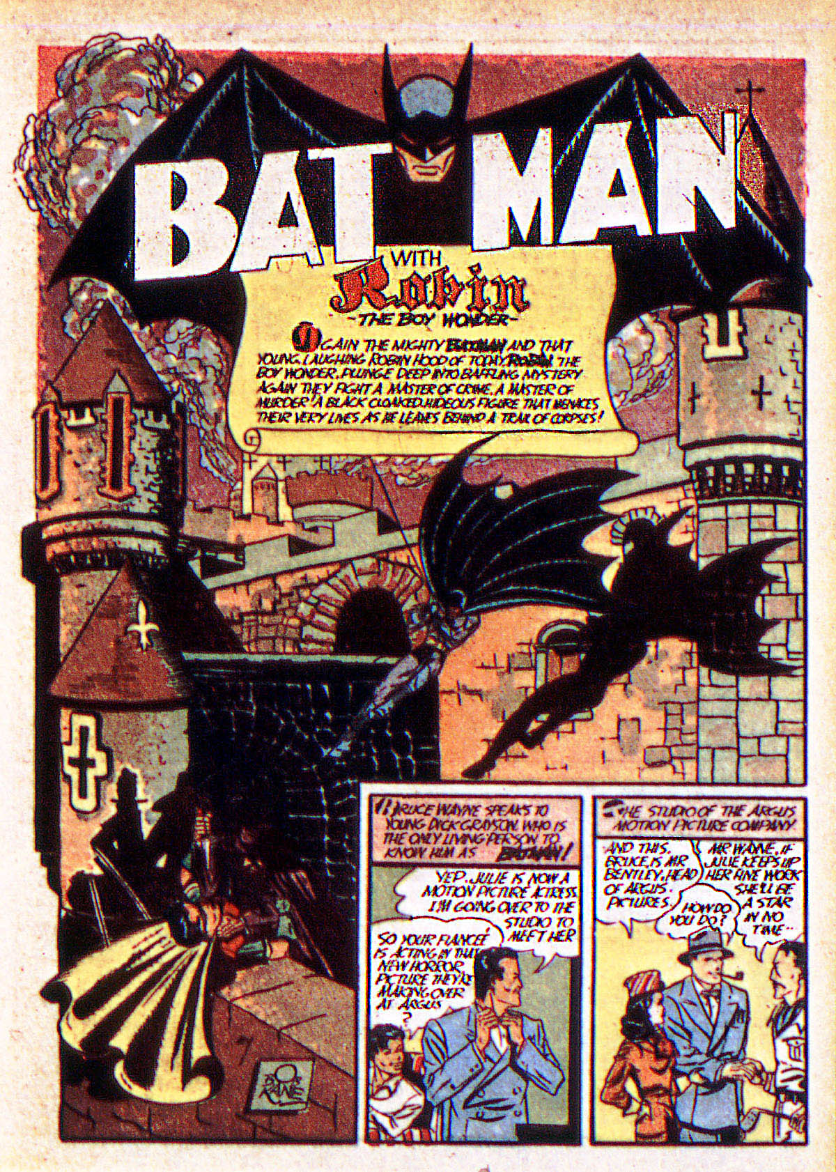 Detective Comics (1937) 40 Page 2