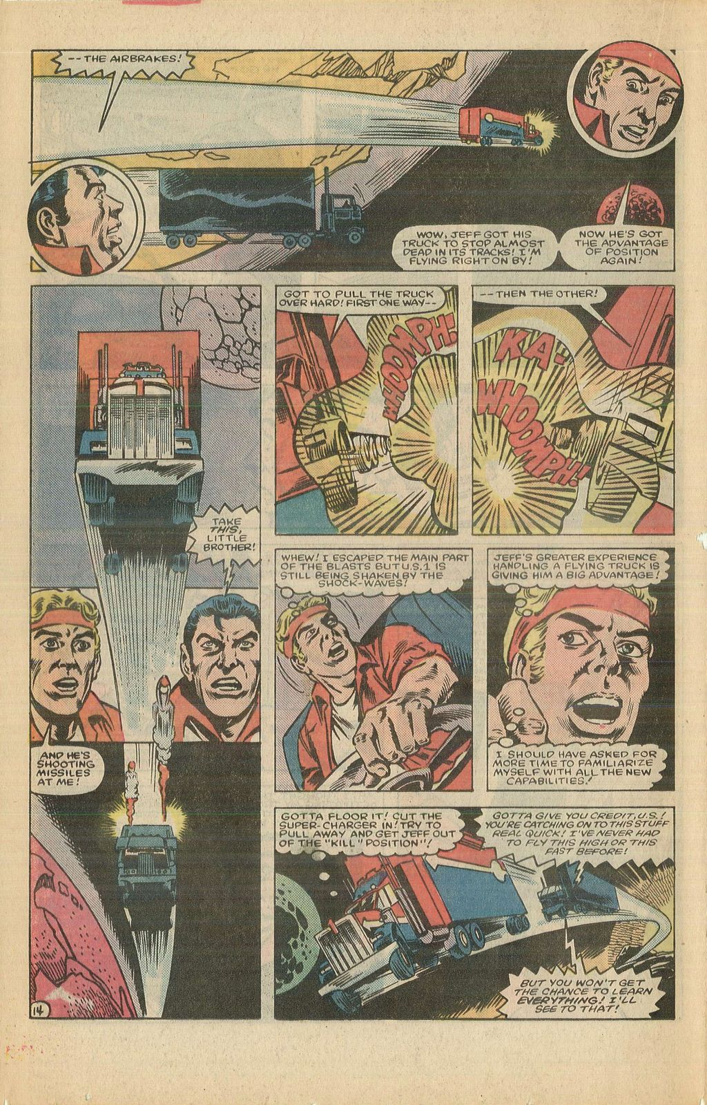 Read online U.S. 1 comic -  Issue #12 - 20