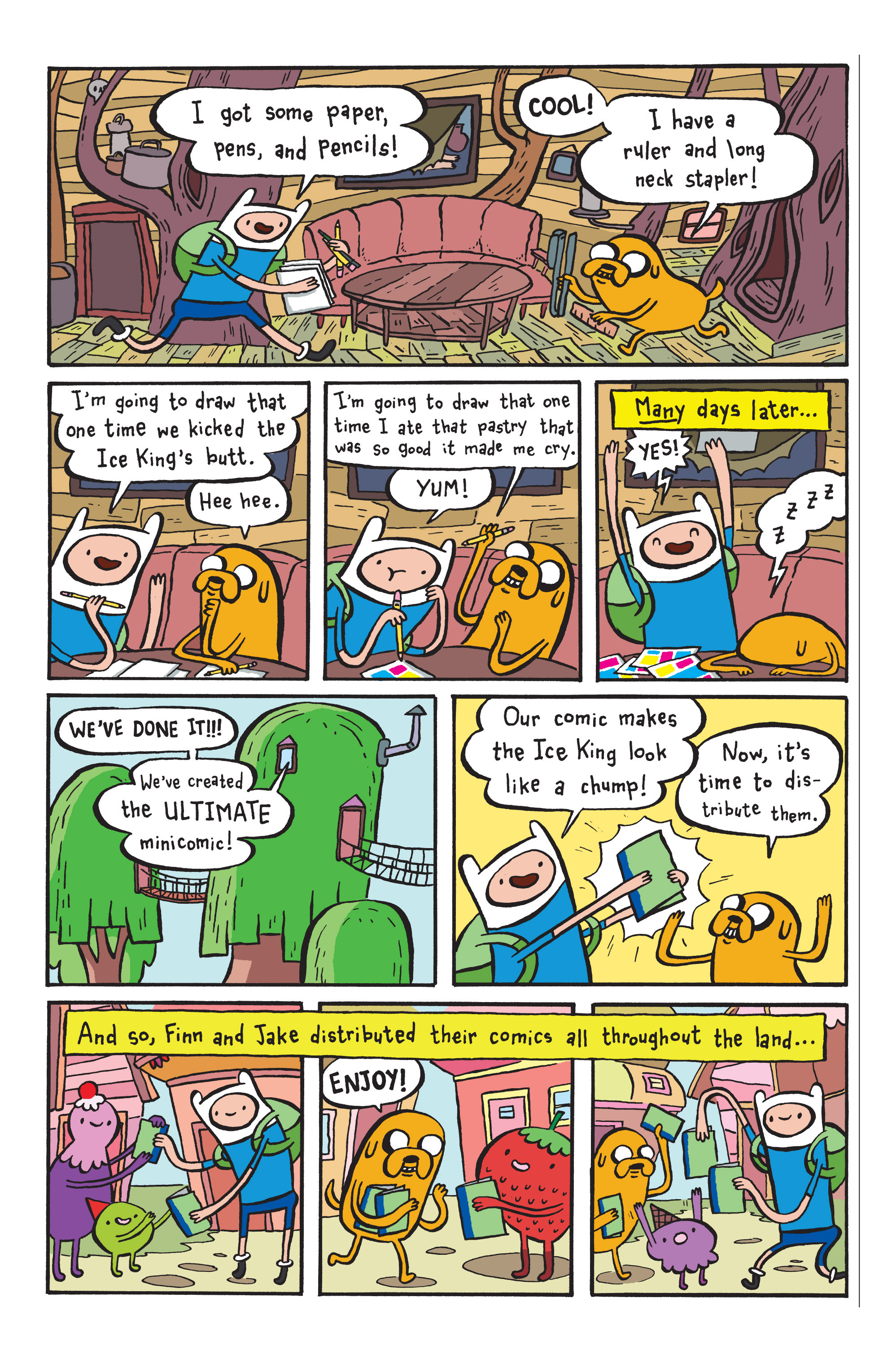 Adventure Time 12 Page 26
