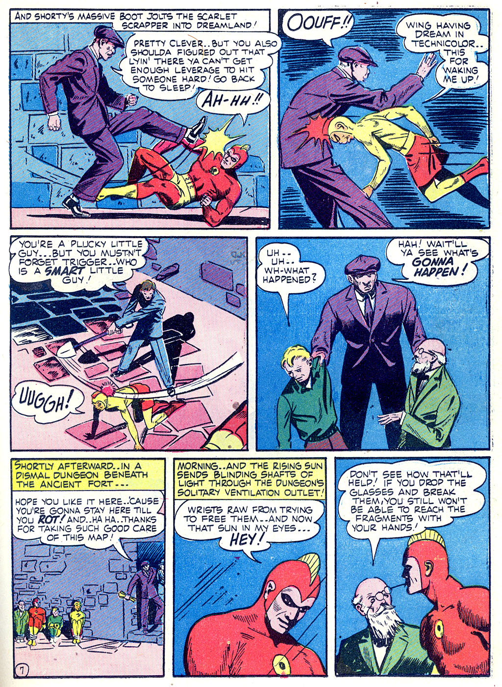 Read online Detective Comics (1937) comic -  Issue #68 - 37