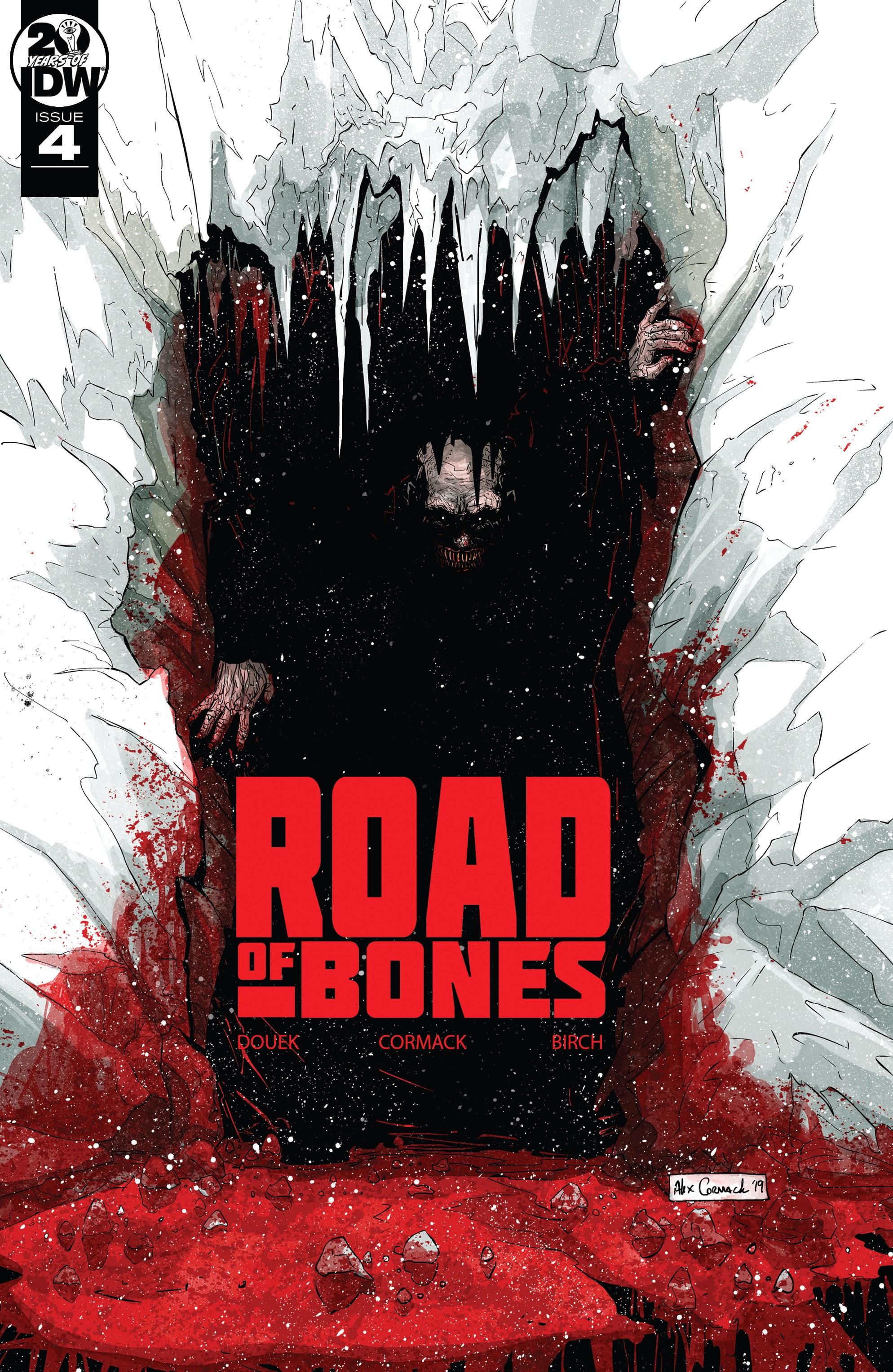 Road of Bones 4 Page 1