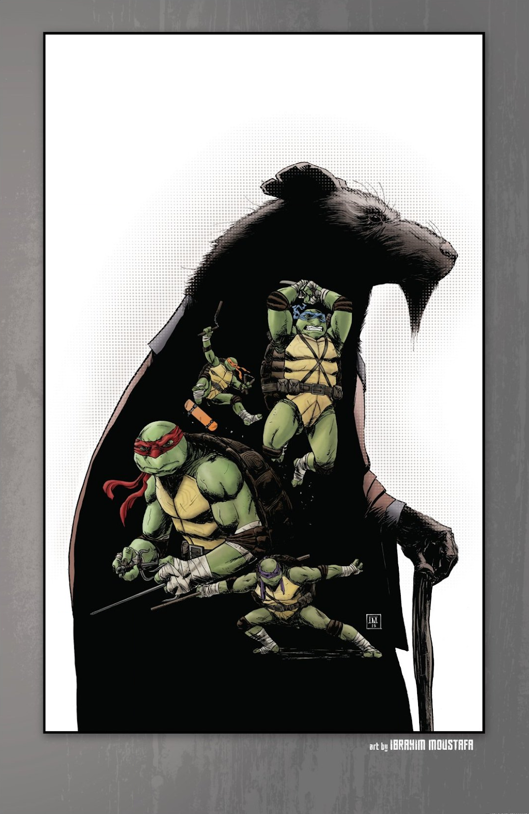 Read online Teenage Mutant Ninja Turtles: The IDW Collection comic -  Issue # TPB 7 (Part 1) - 29