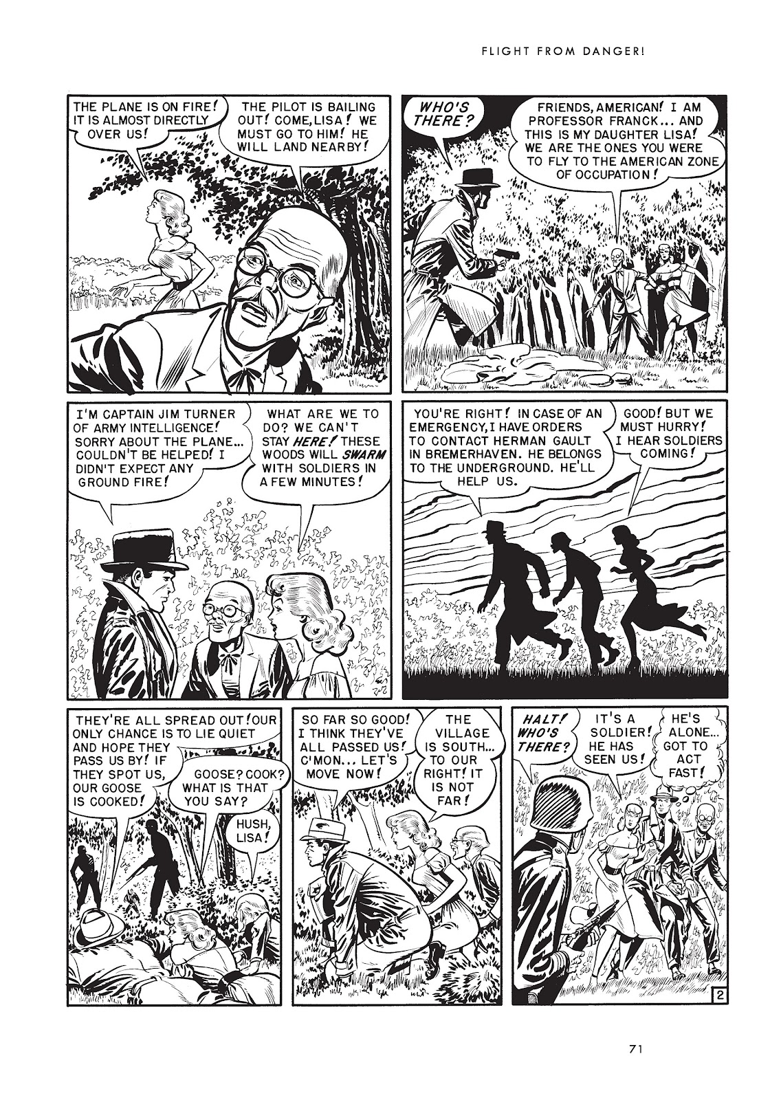 Read online Voodoo Vengeance and Other Stories comic -  Issue # TPB (Part 1) - 88