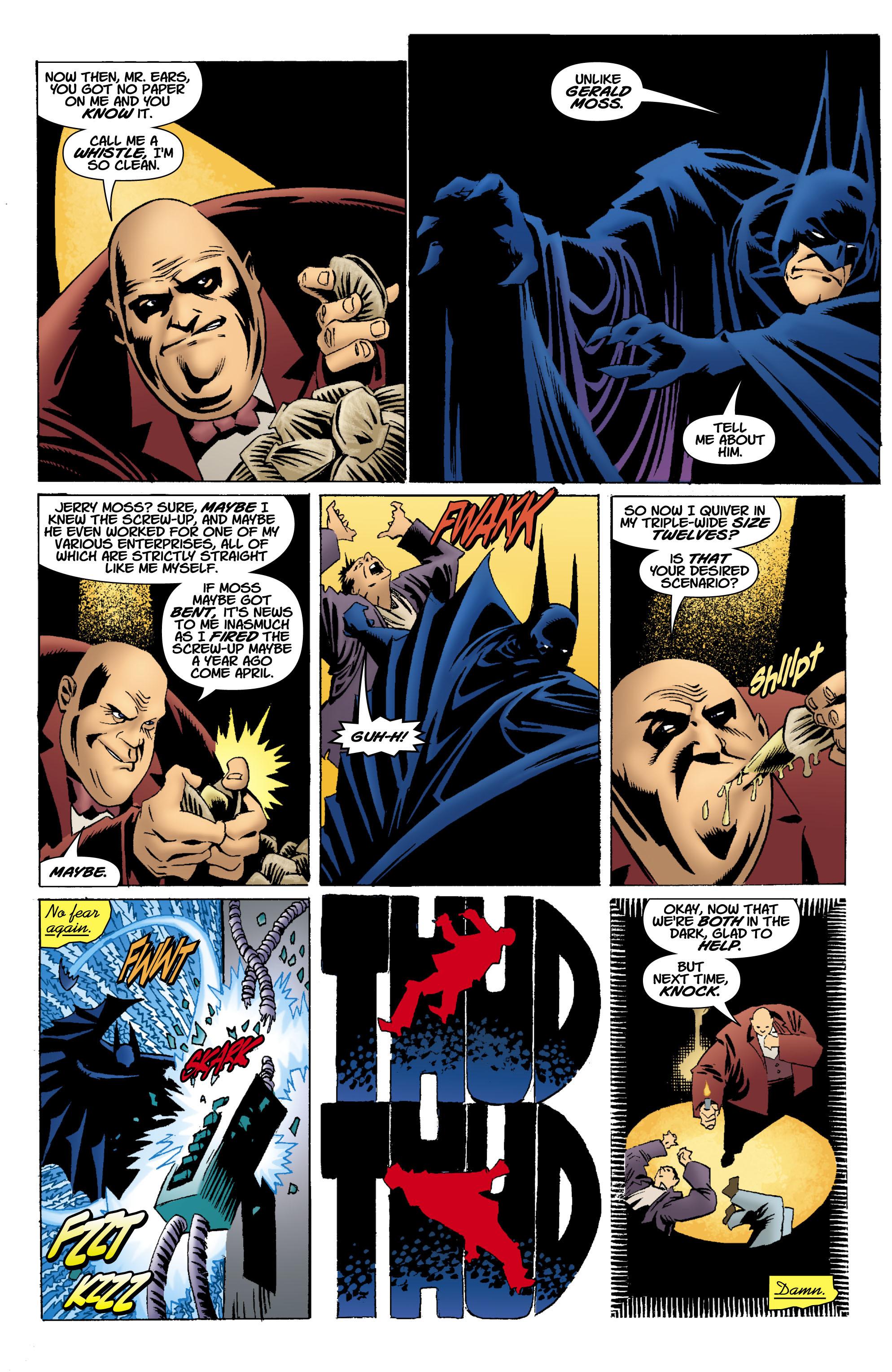 Read online Batman: Unseen comic -  Issue #1 - 21