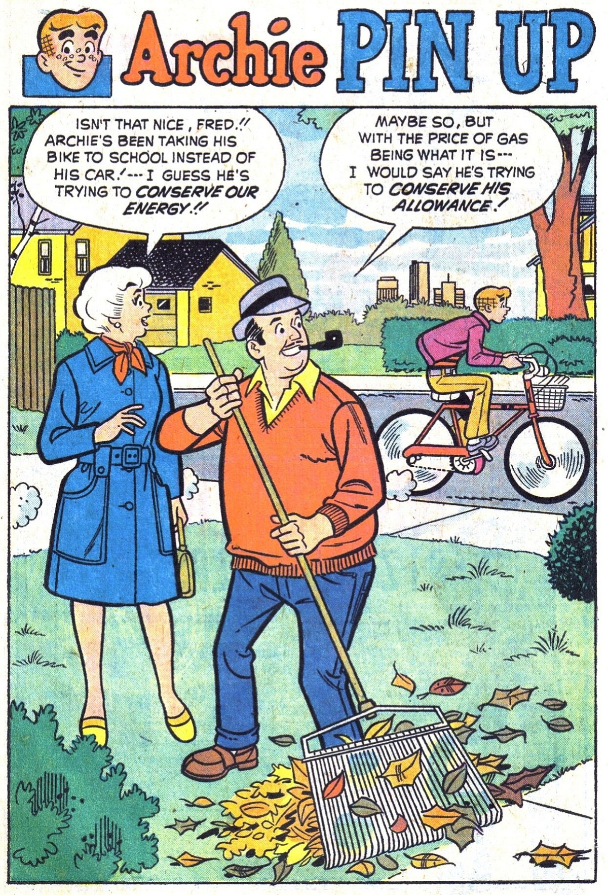 Read online Archie (1960) comic -  Issue #241 - 27