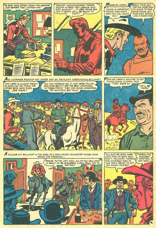 Gunsmoke Western issue 41 - Page 6