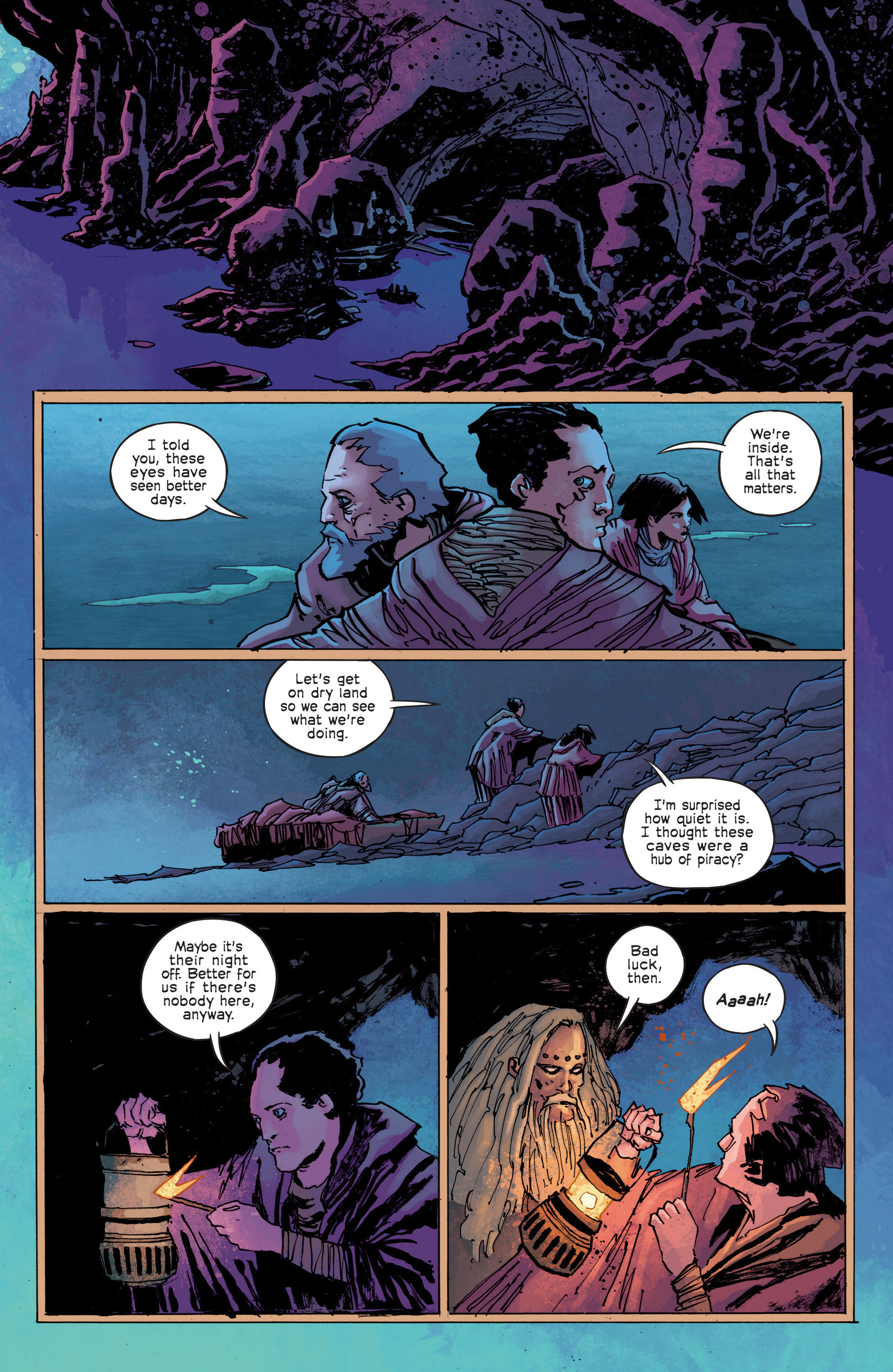 Read online Umbral comic -  Issue #3 - 3