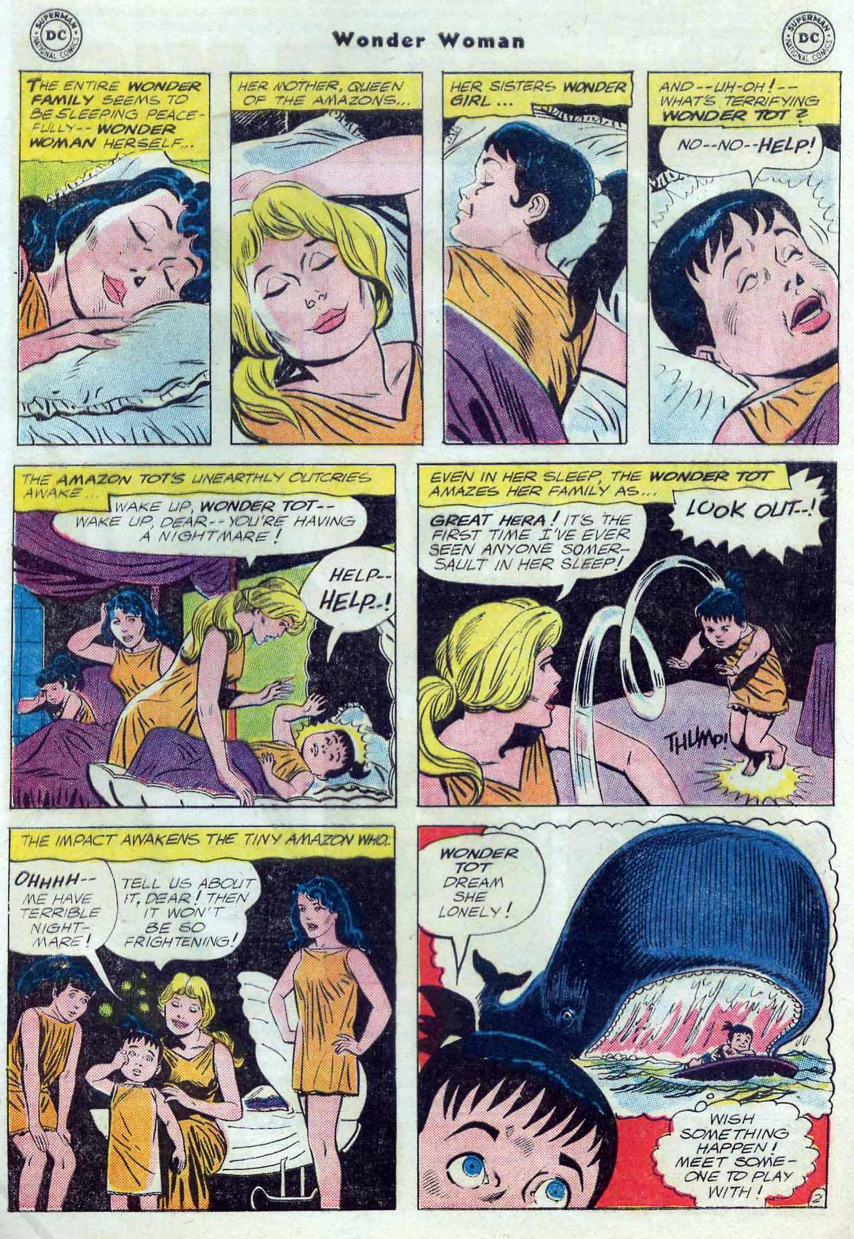 Read online Wonder Woman (1942) comic -  Issue #145 - 4
