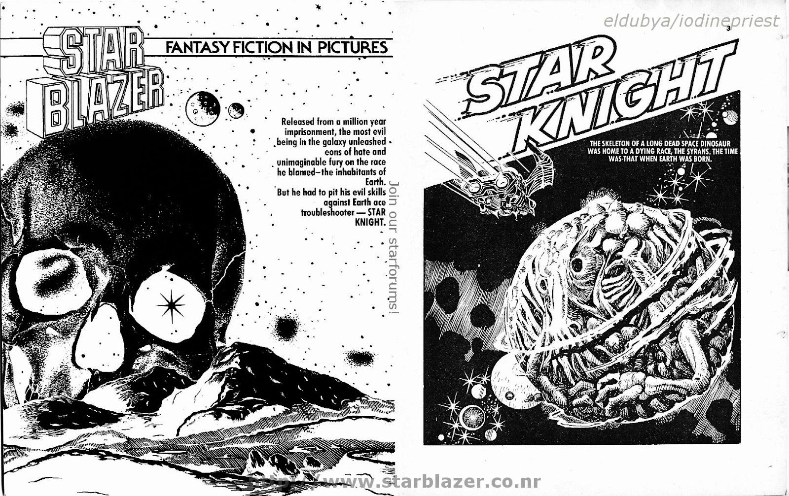 Starblazer issue 171 - Page 3