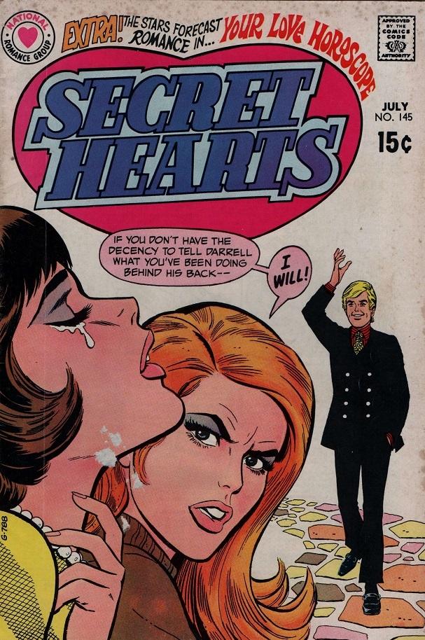 Secret Hearts 145 Page 1