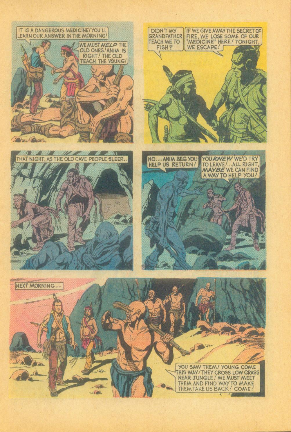 Read online Turok, Son of Stone comic -  Issue #87 - 13