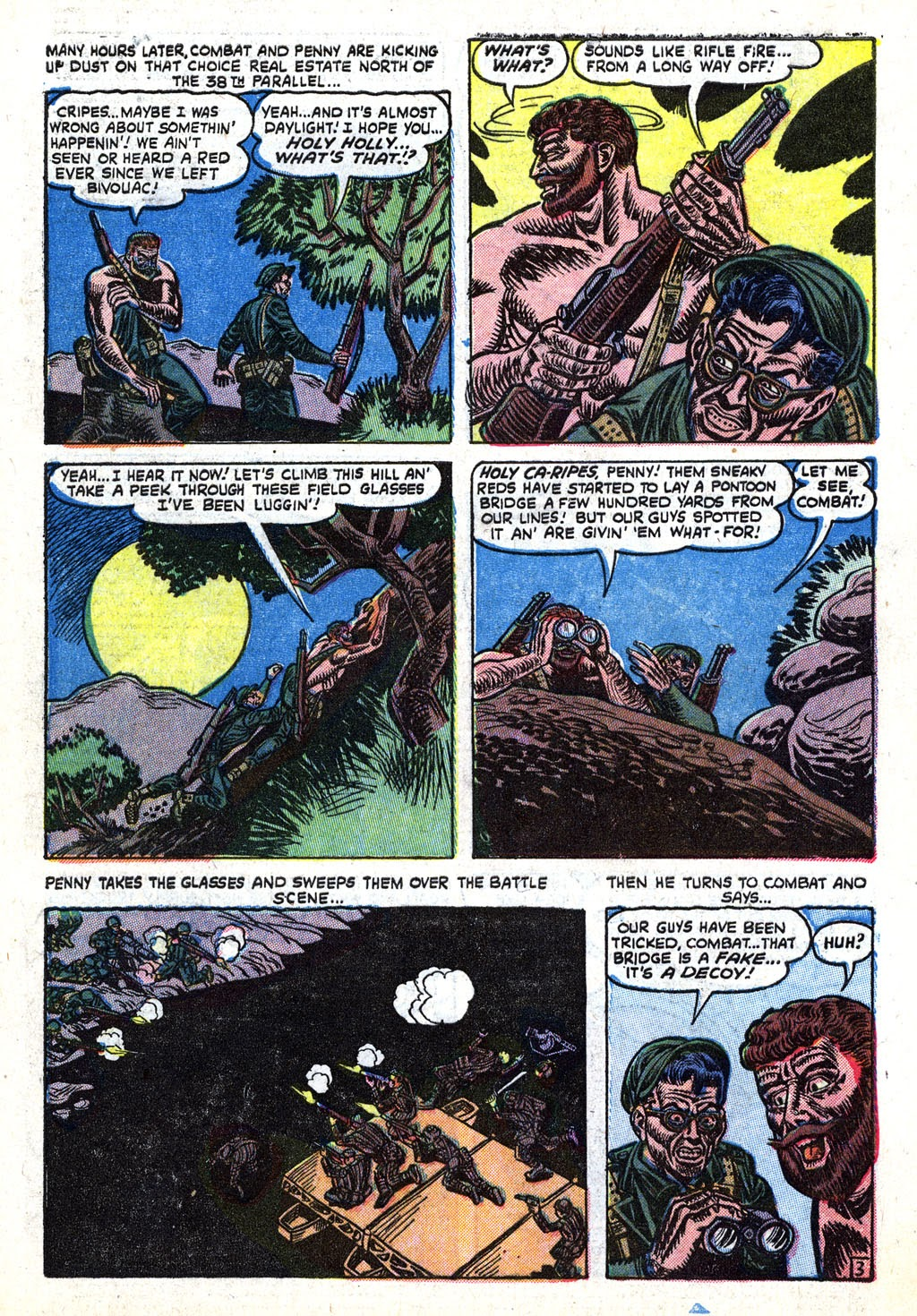 Combat (1952) issue 11 - Page 5