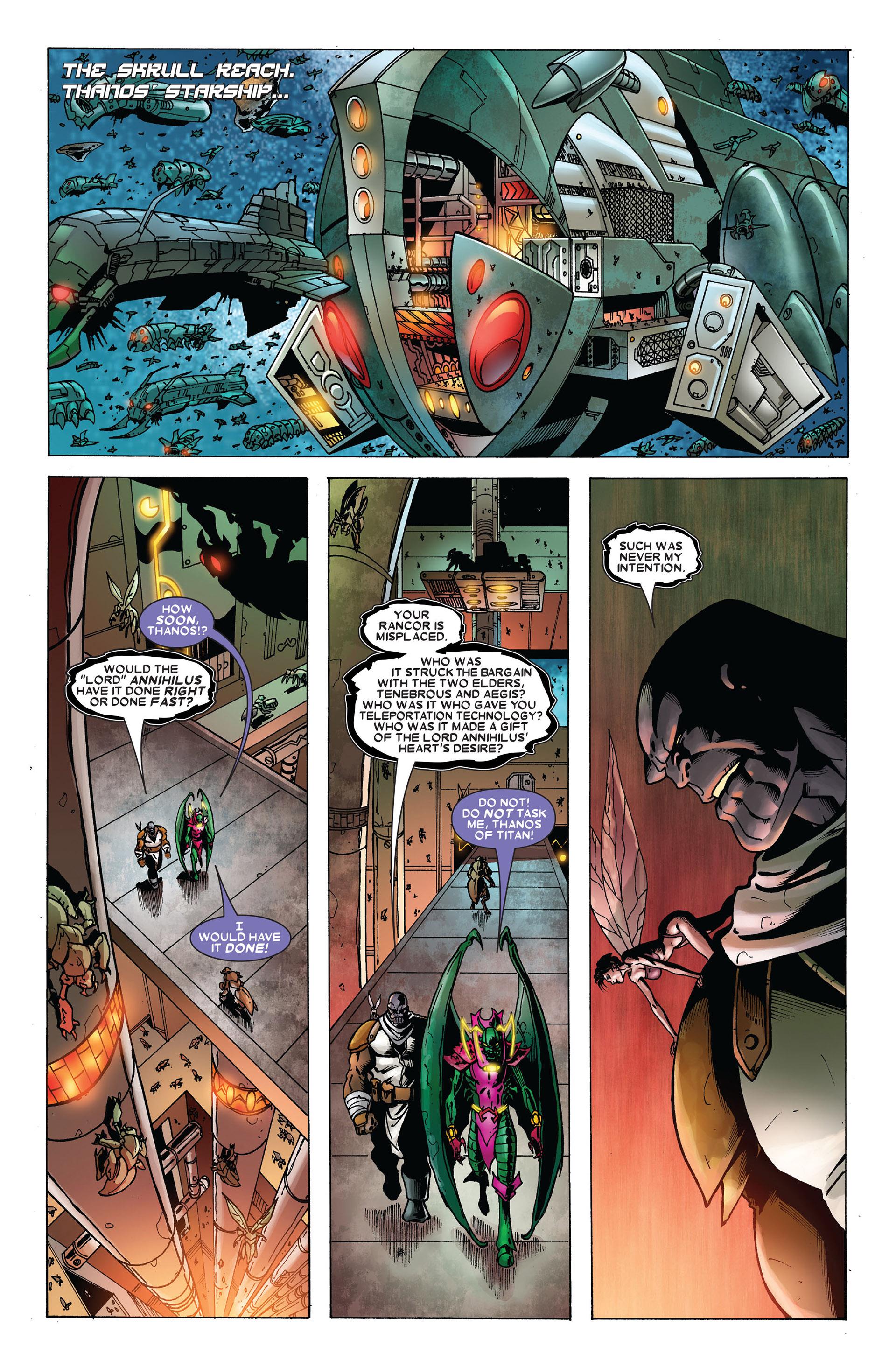 Read online Annihilation comic -  Issue #2 - 18