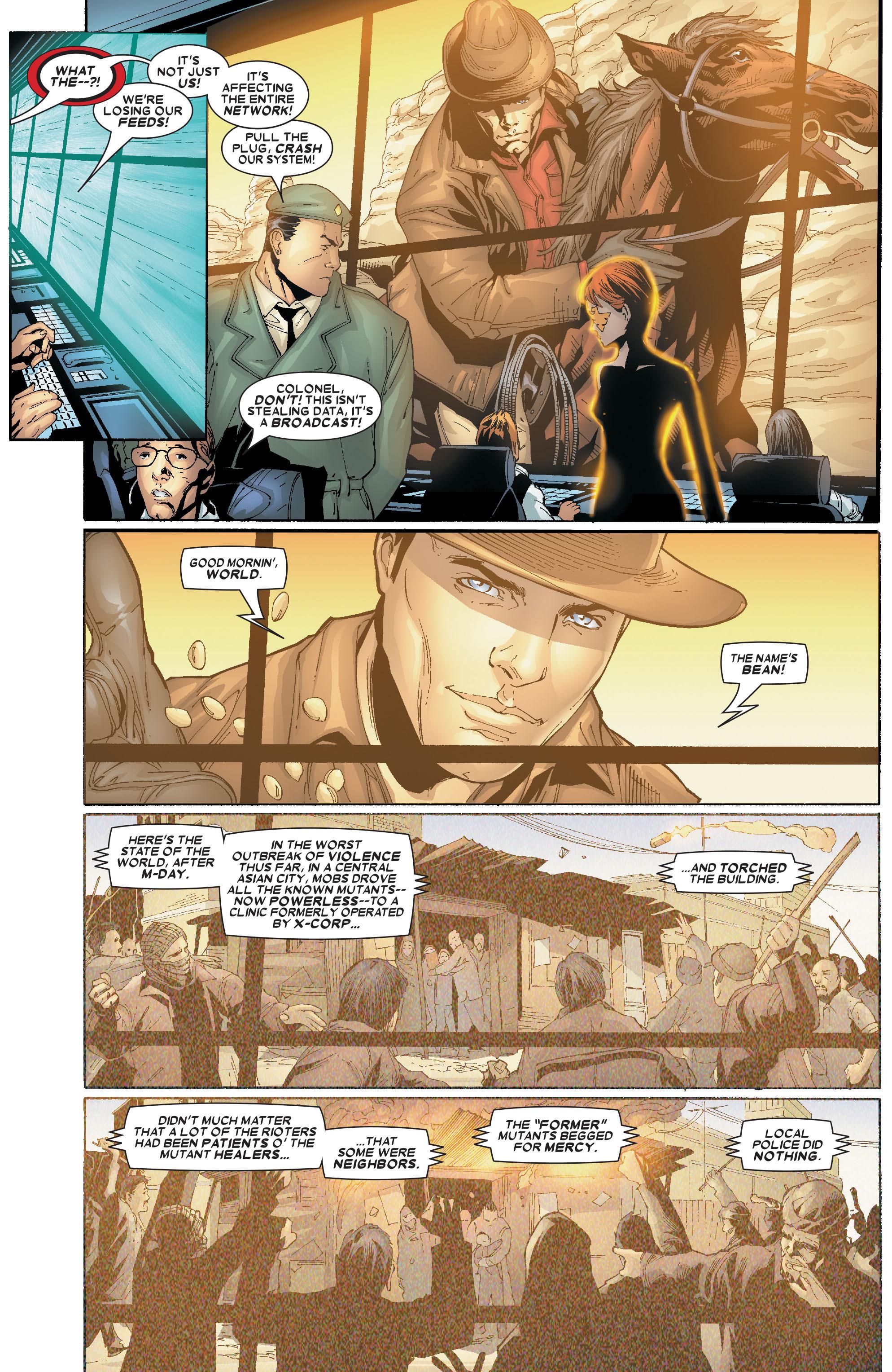 Read online Uncanny X-Men (1963) comic -  Issue #469 - 6
