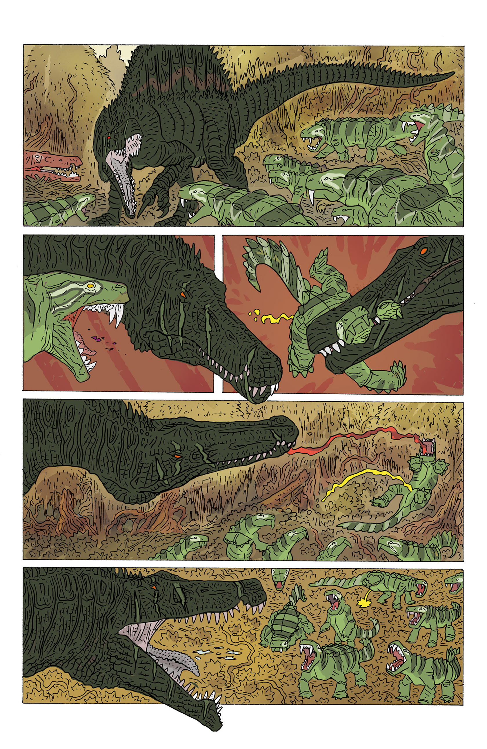 Age of Reptiles: Ancient Egyptians 3 Page 23