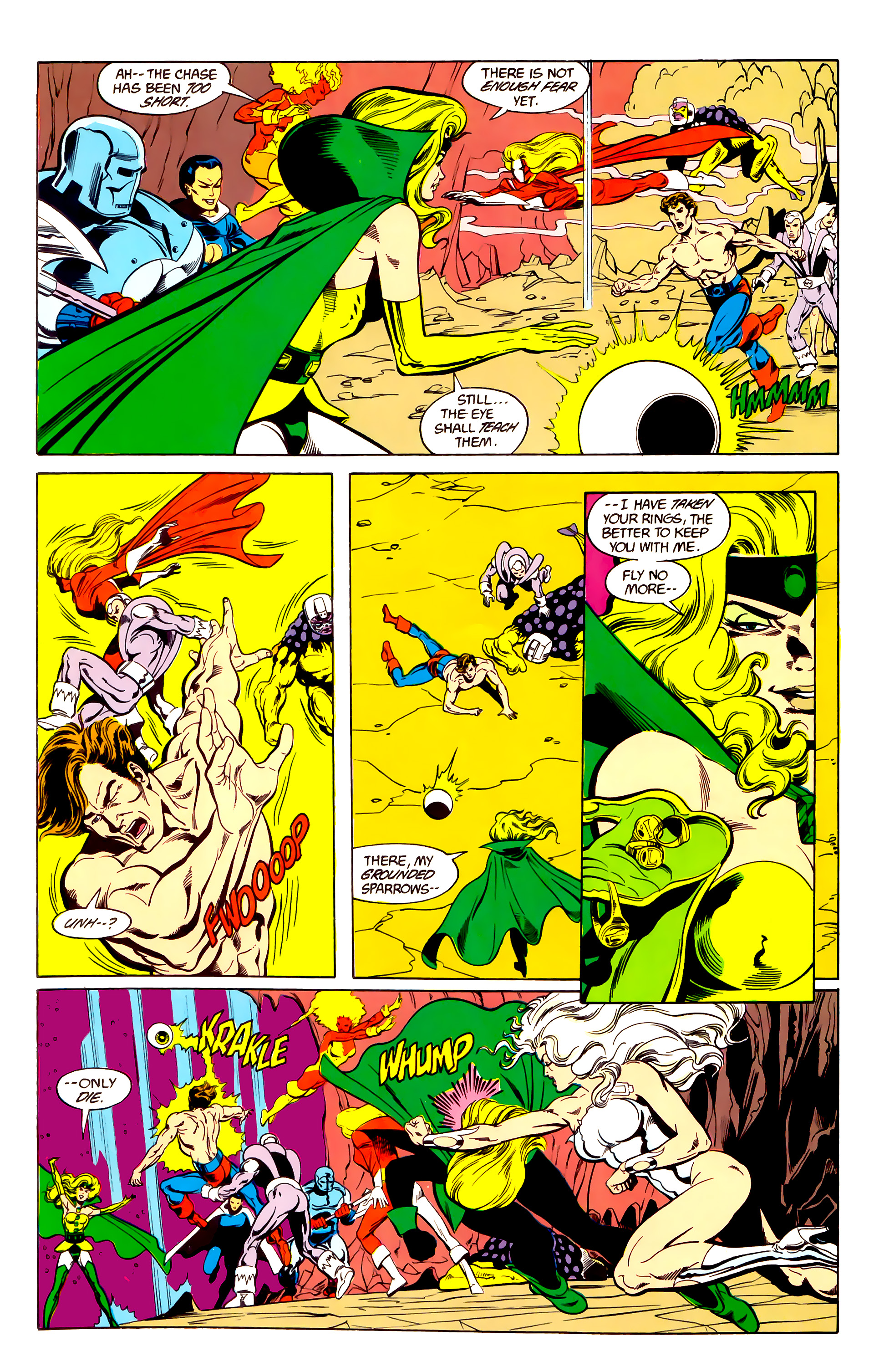 Legion of Super-Heroes (1984) 26 Page 18