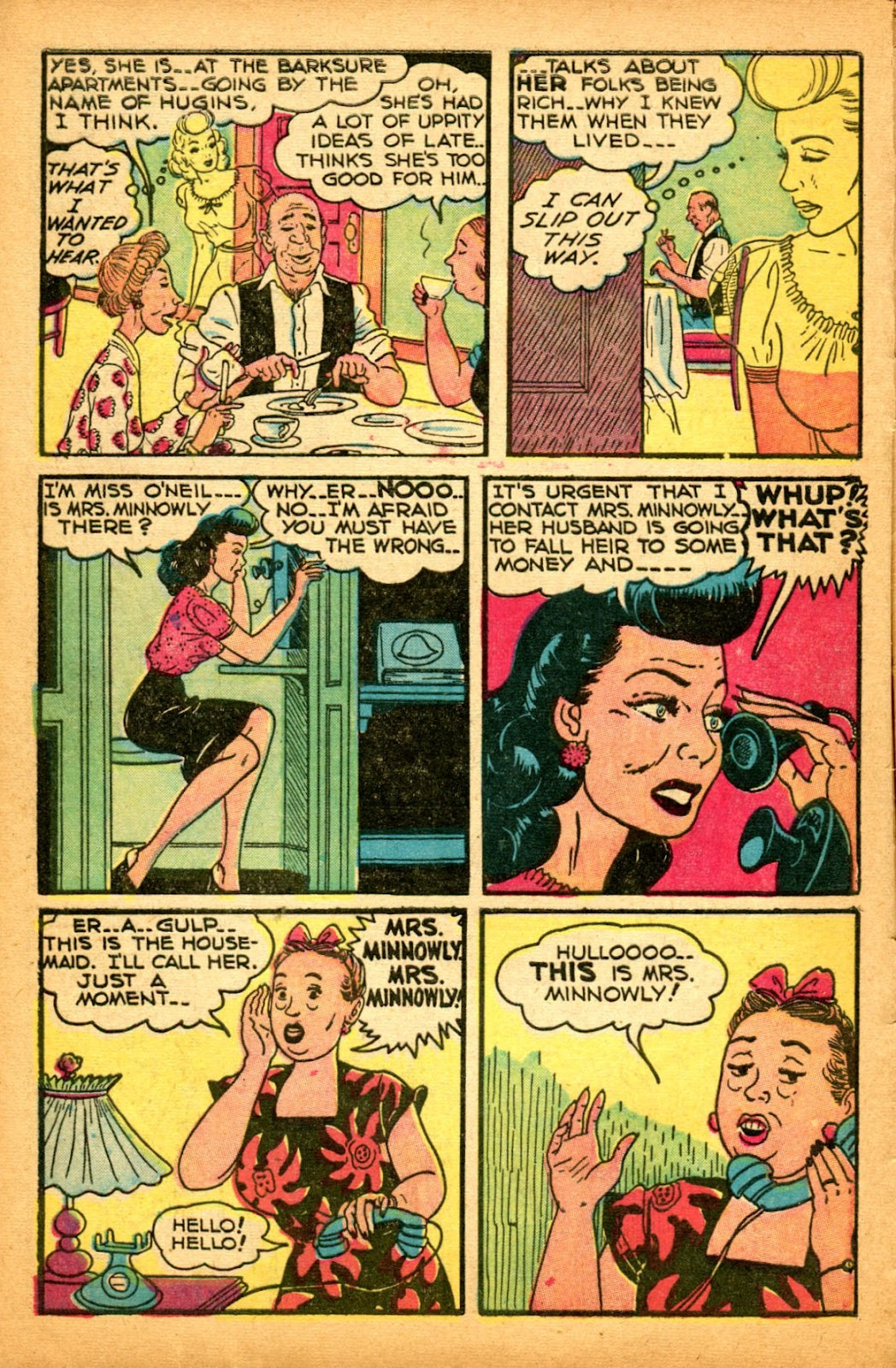 Read online Famous Funnies comic -  Issue #151 - 10