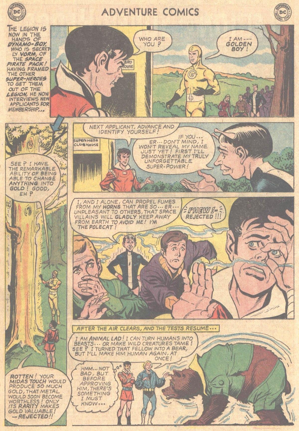 Read online Adventure Comics (1938) comic -  Issue #331 - 3