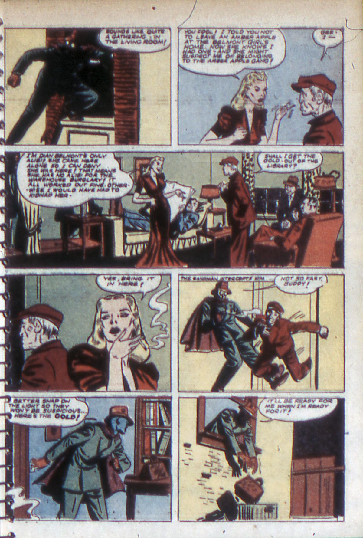 Read online Adventure Comics (1938) comic -  Issue #52 - 10
