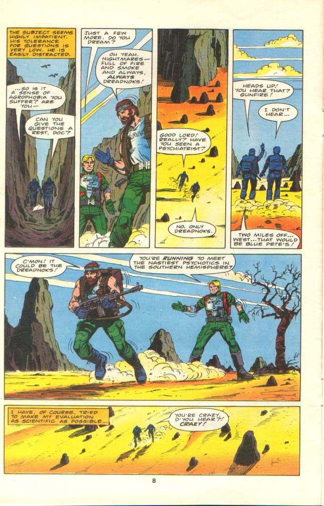 G.I. Joe European Missions issue 11 - Page 7