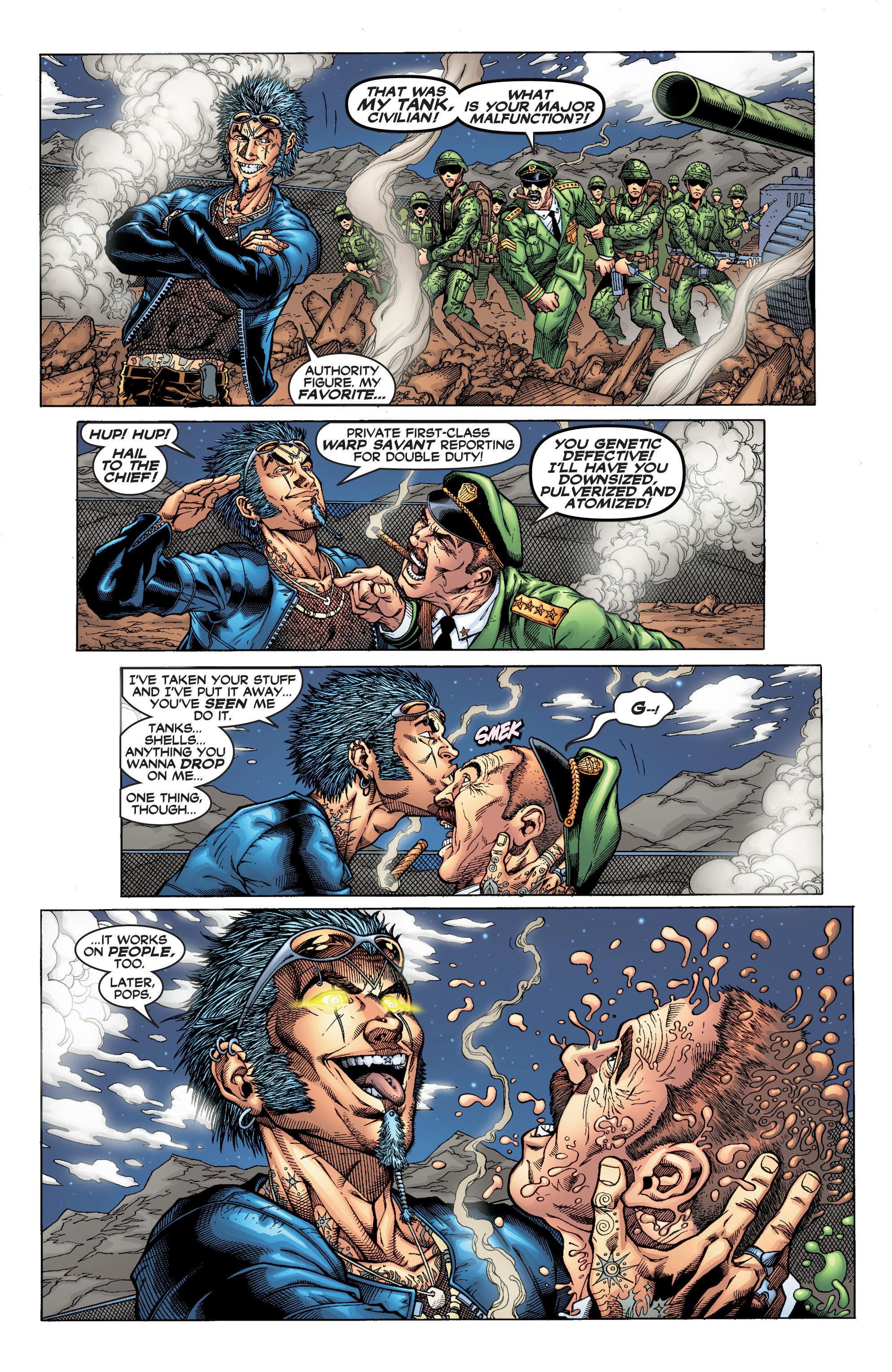Read online Uncanny X-Men (1963) comic -  Issue #394 - 7