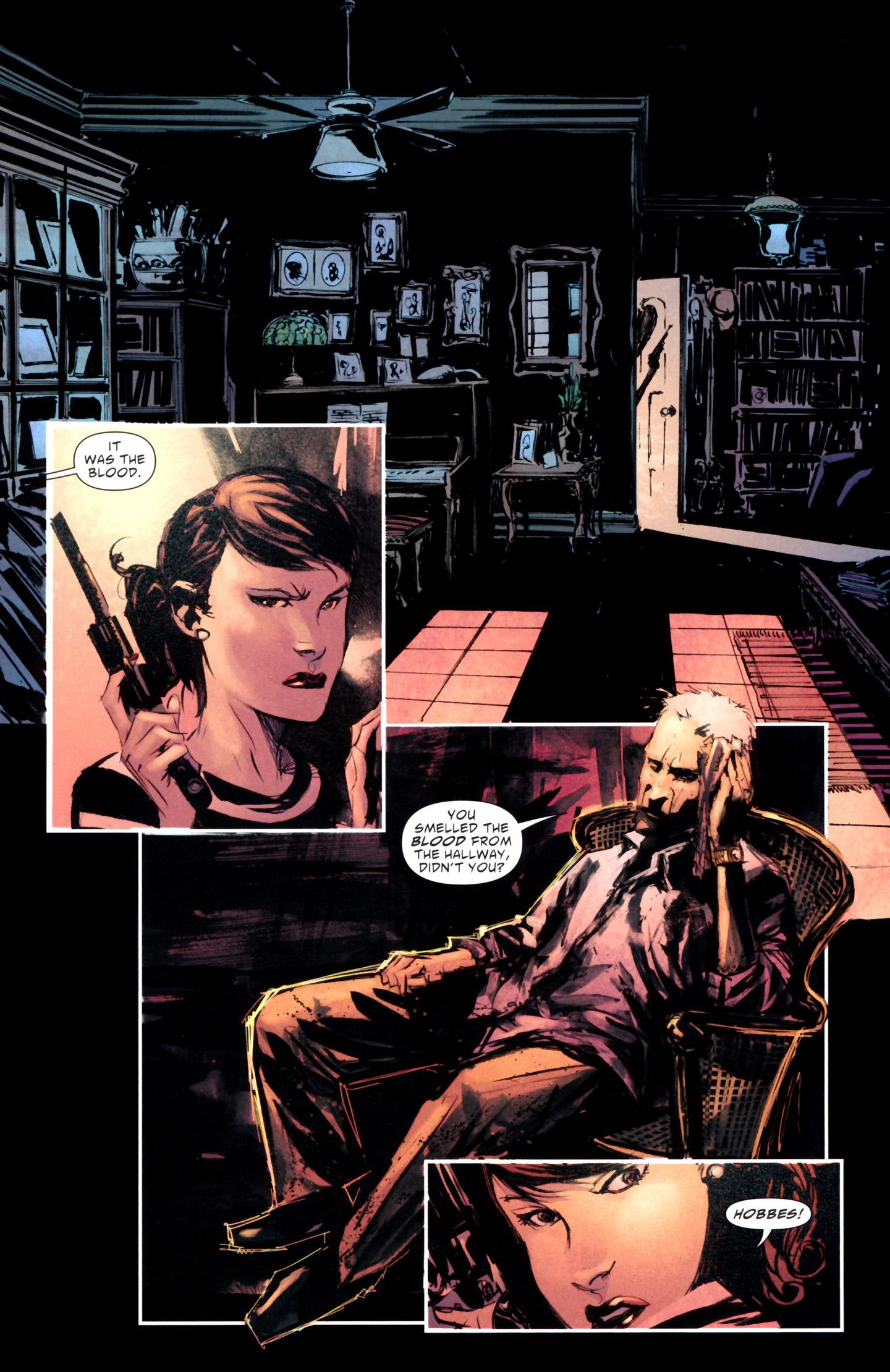 Read online American Vampire: Lord of Nightmares comic -  Issue #1 - 23