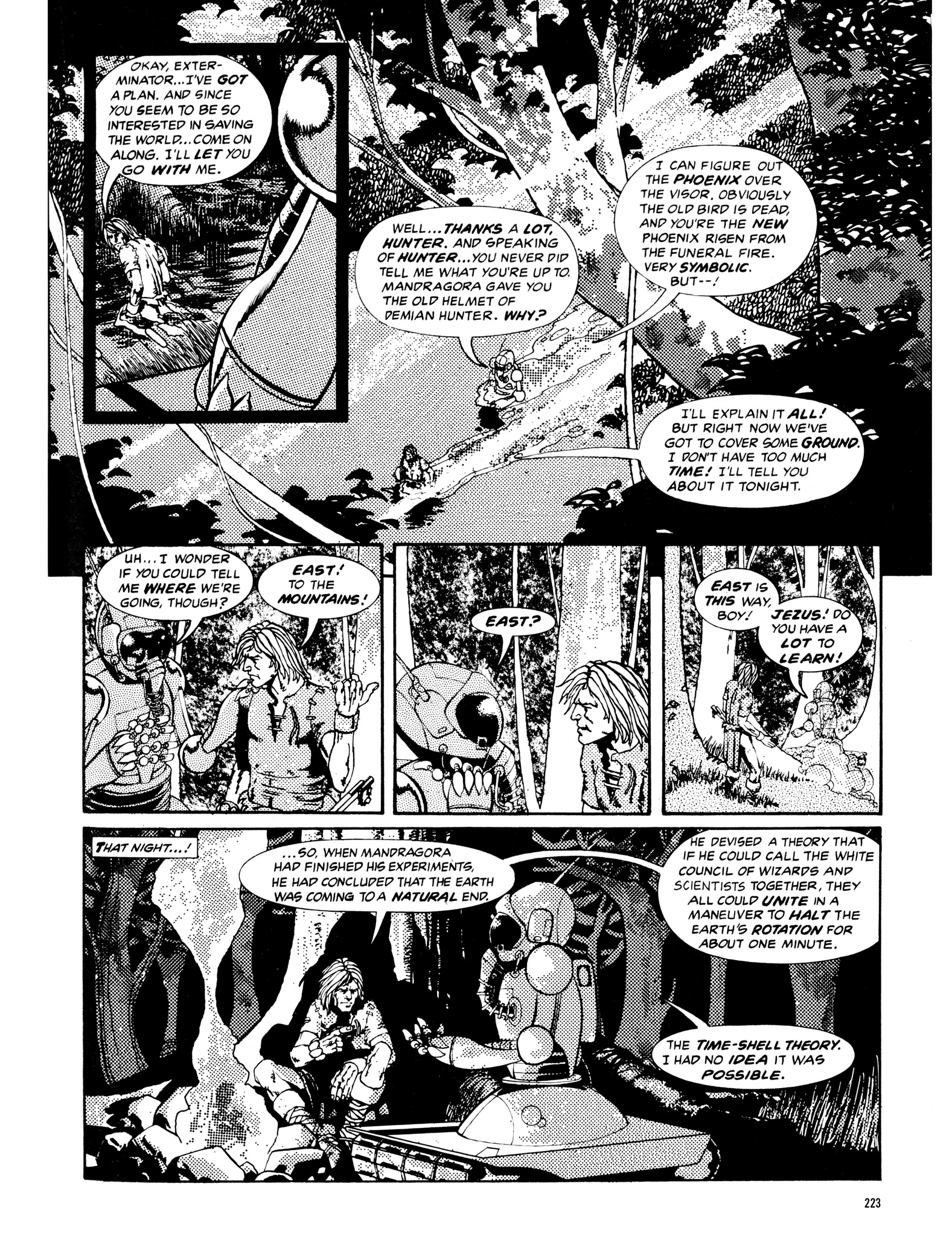 Read online Eerie Archives comic -  Issue # TPB 14 - 224