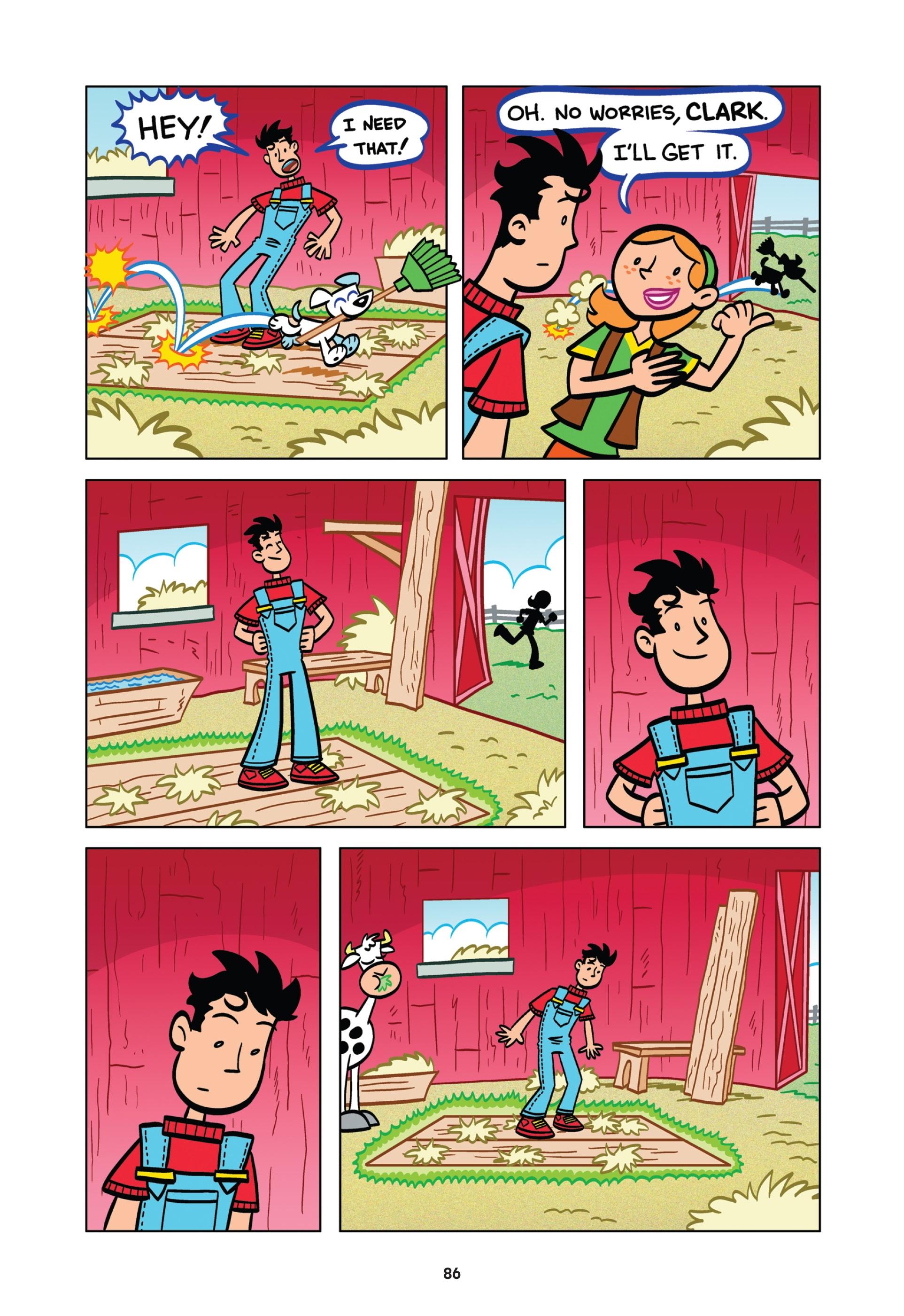Superman of Smallville #TPB #1 - English 85