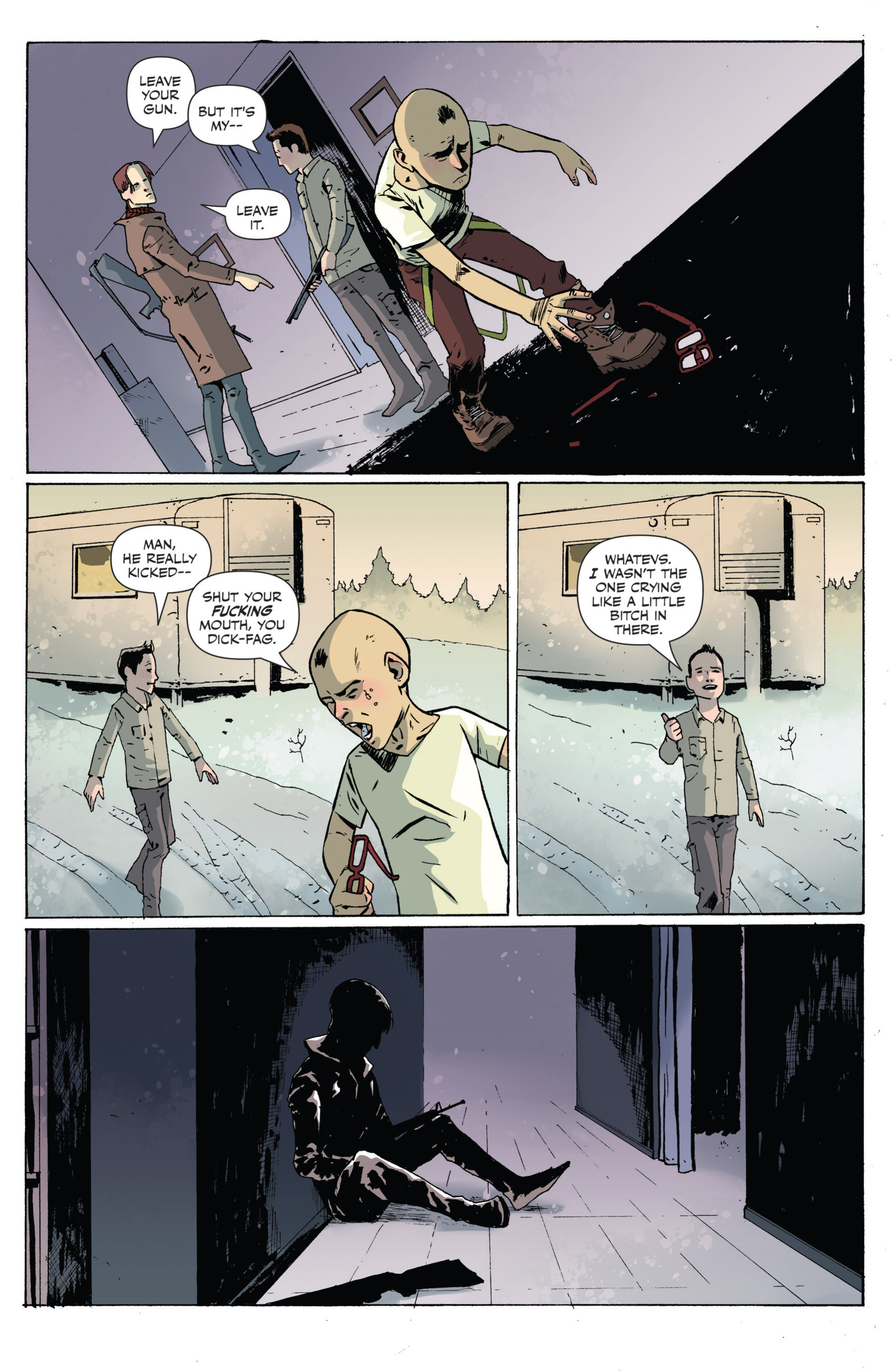 Read online Sheltered comic -  Issue #4 - 19